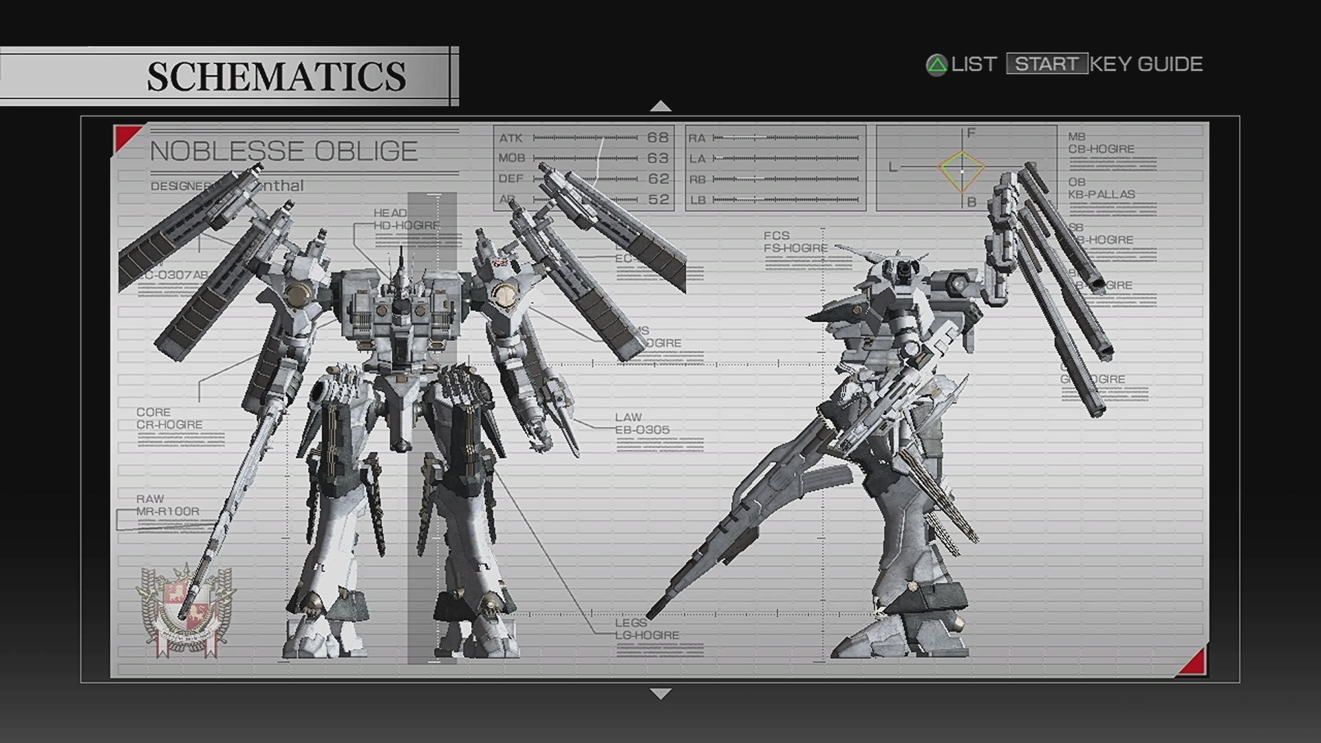 1920x1080 Evolution Of Armored Core