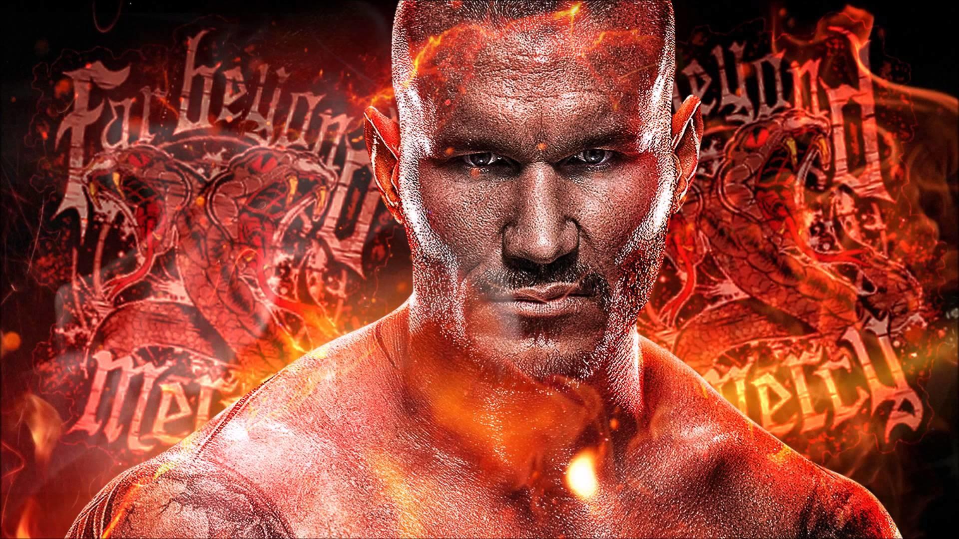 Wallpaper Hd Randy Orton 2018 52 Images