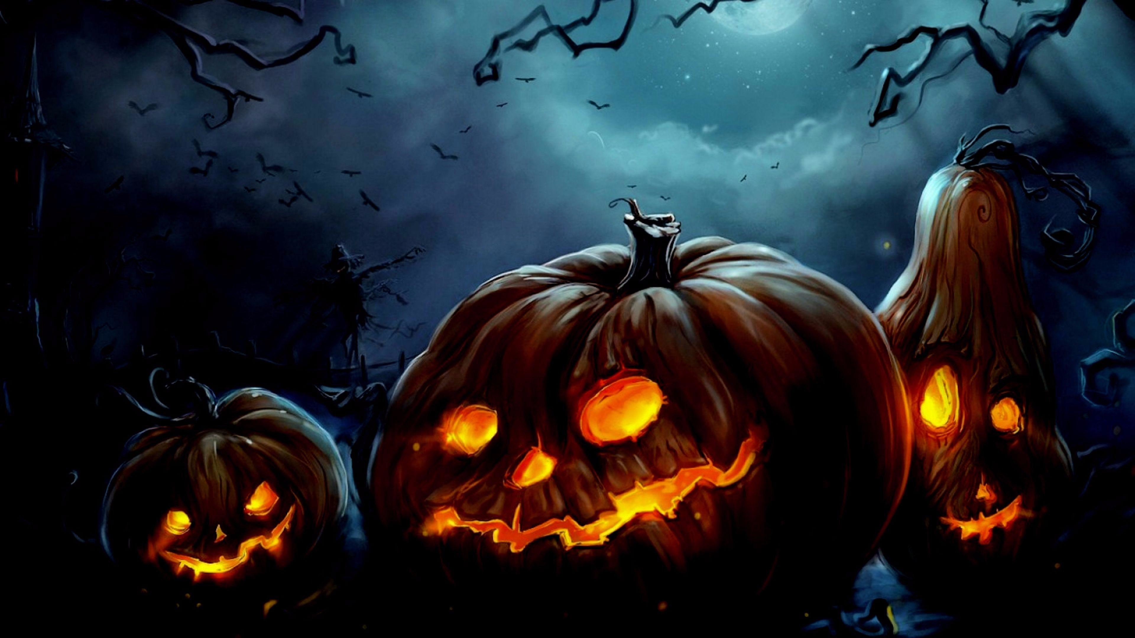 The Supply Chain of Jack OLanterns at Halloween - All
