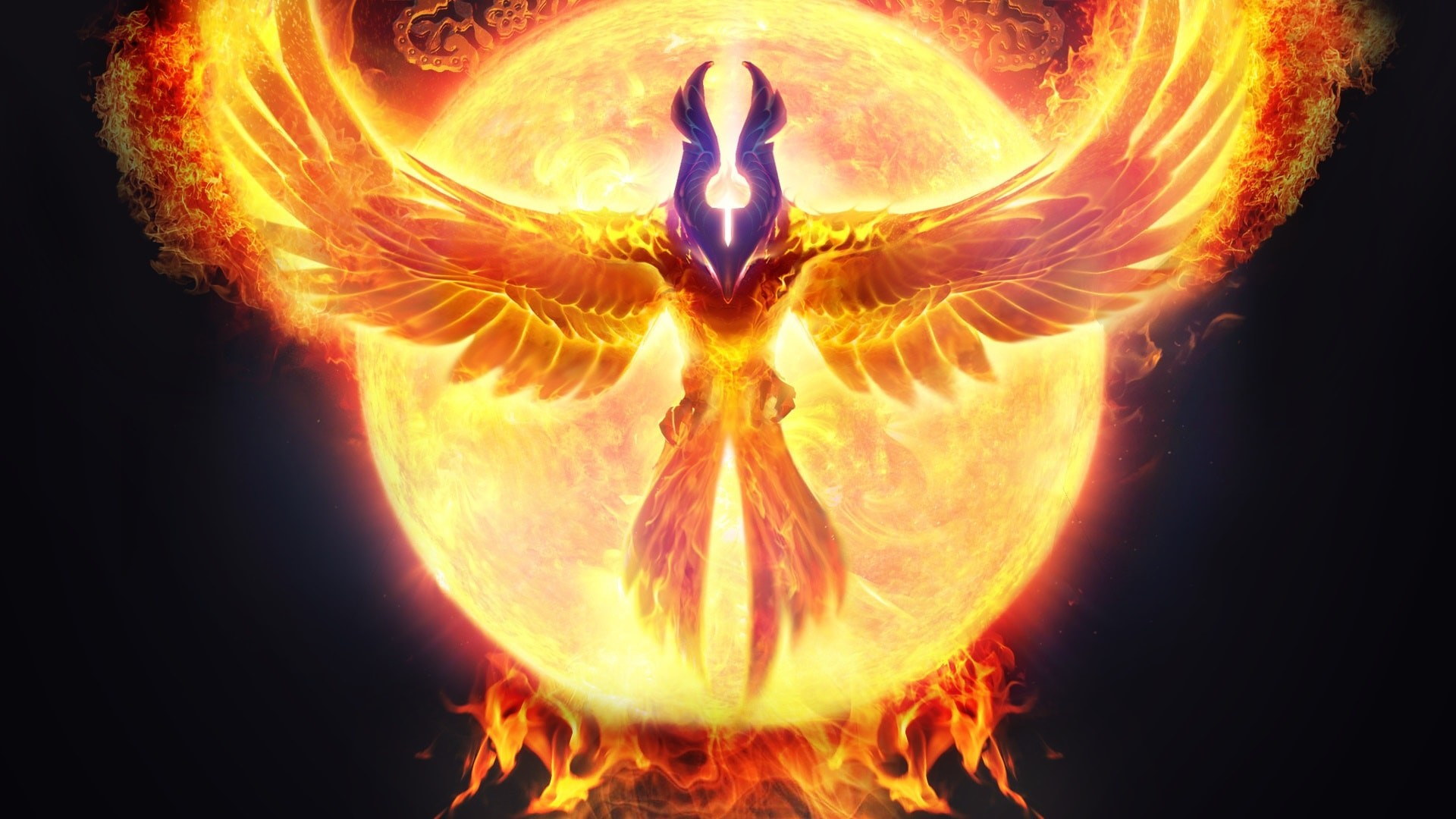 1920x1080 ... Phoenix Dota 2 Wallpapers – Dota 2 and E-Sports Geeks Dota 2 and E ...