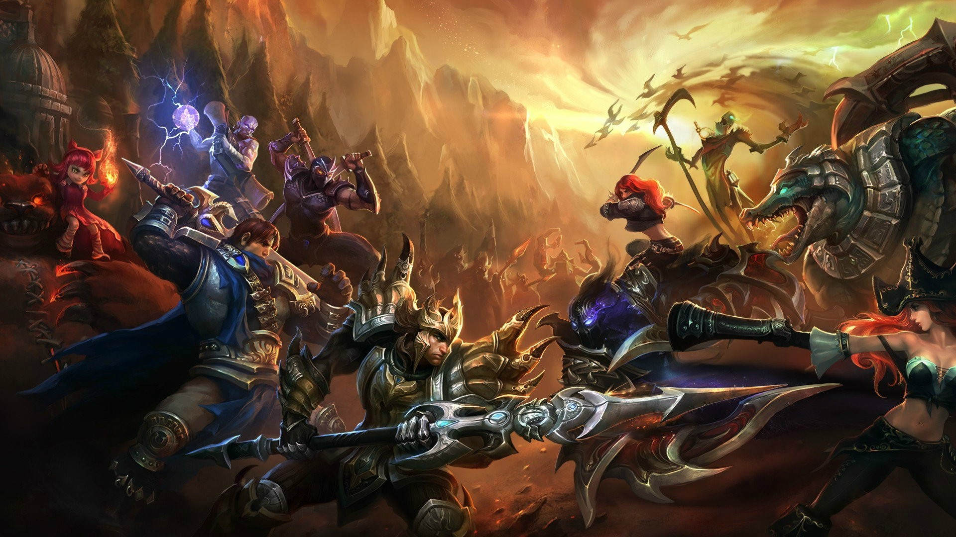 Xin zhao wallpaper 76 images 1920x1200 voltagebd Image collections