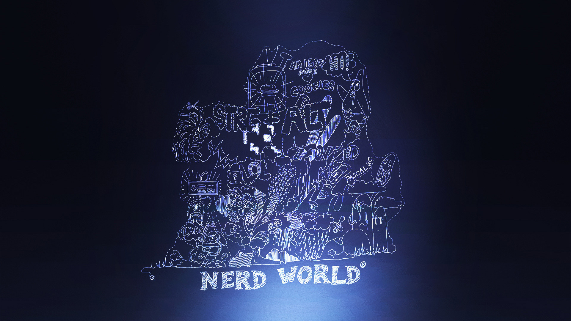 1920x1080 Nerd Wallpapers HD