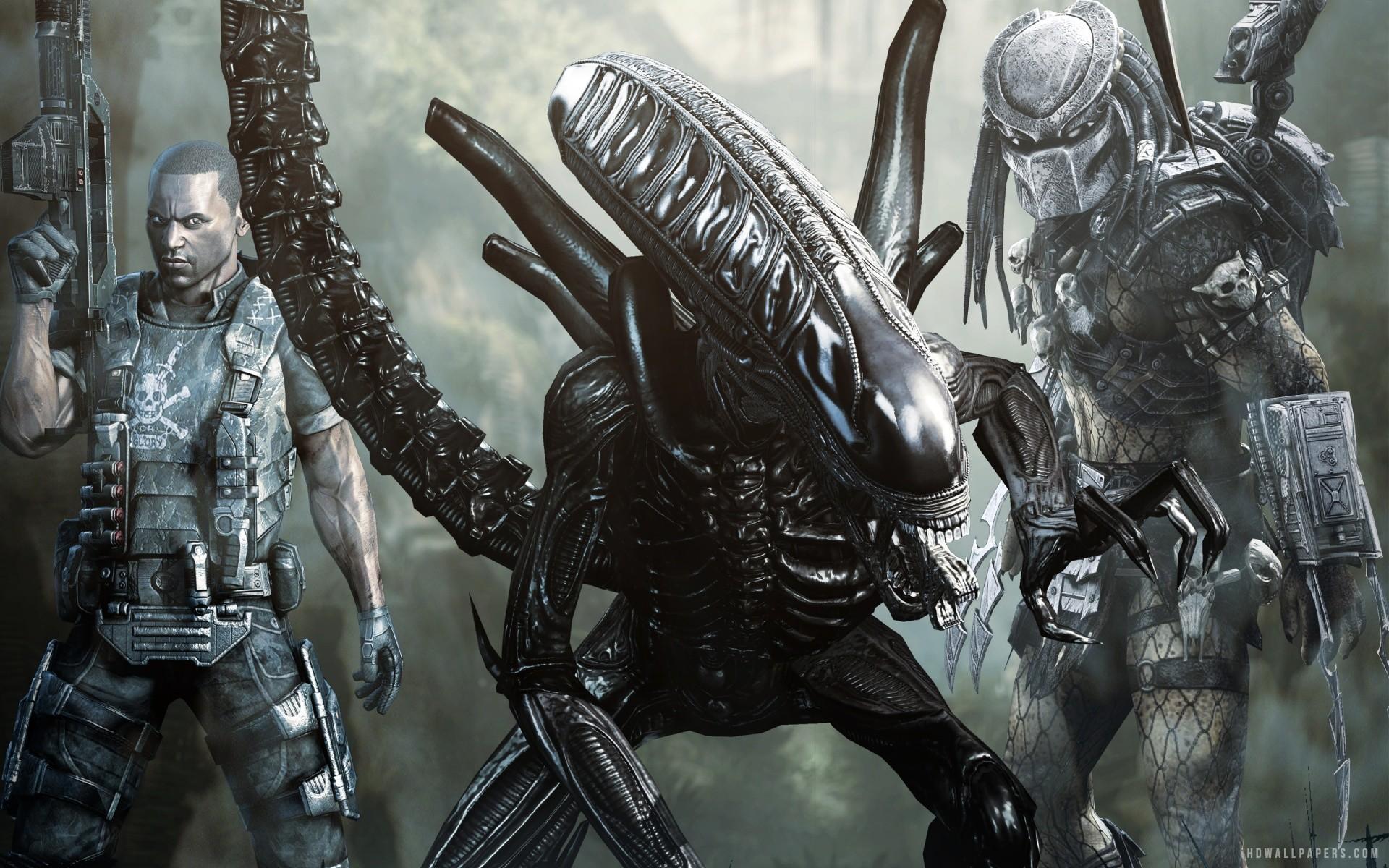 Alien Vs Predator  Full Movie Free Download