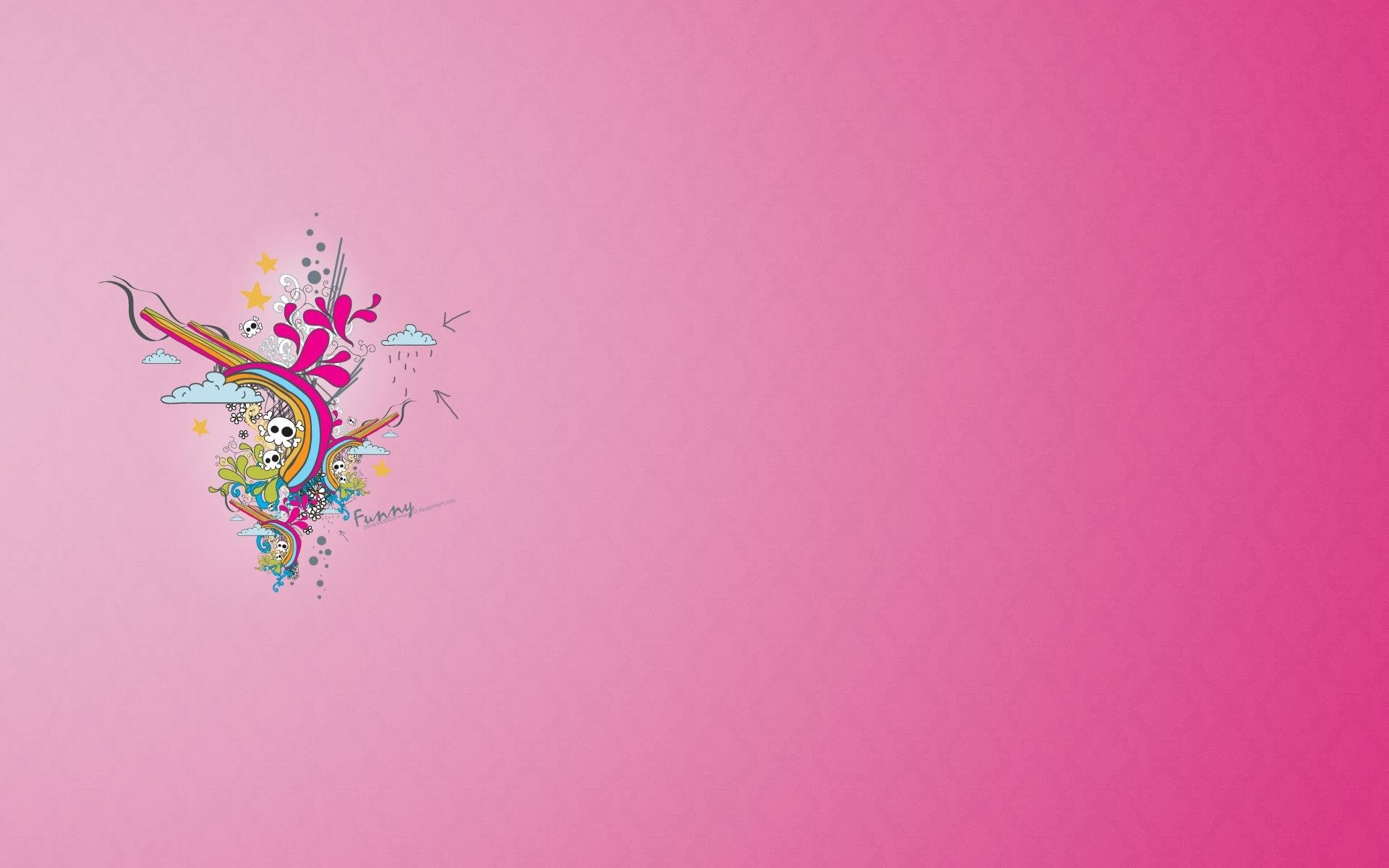 Pink Computer Backgrounds 50 Images