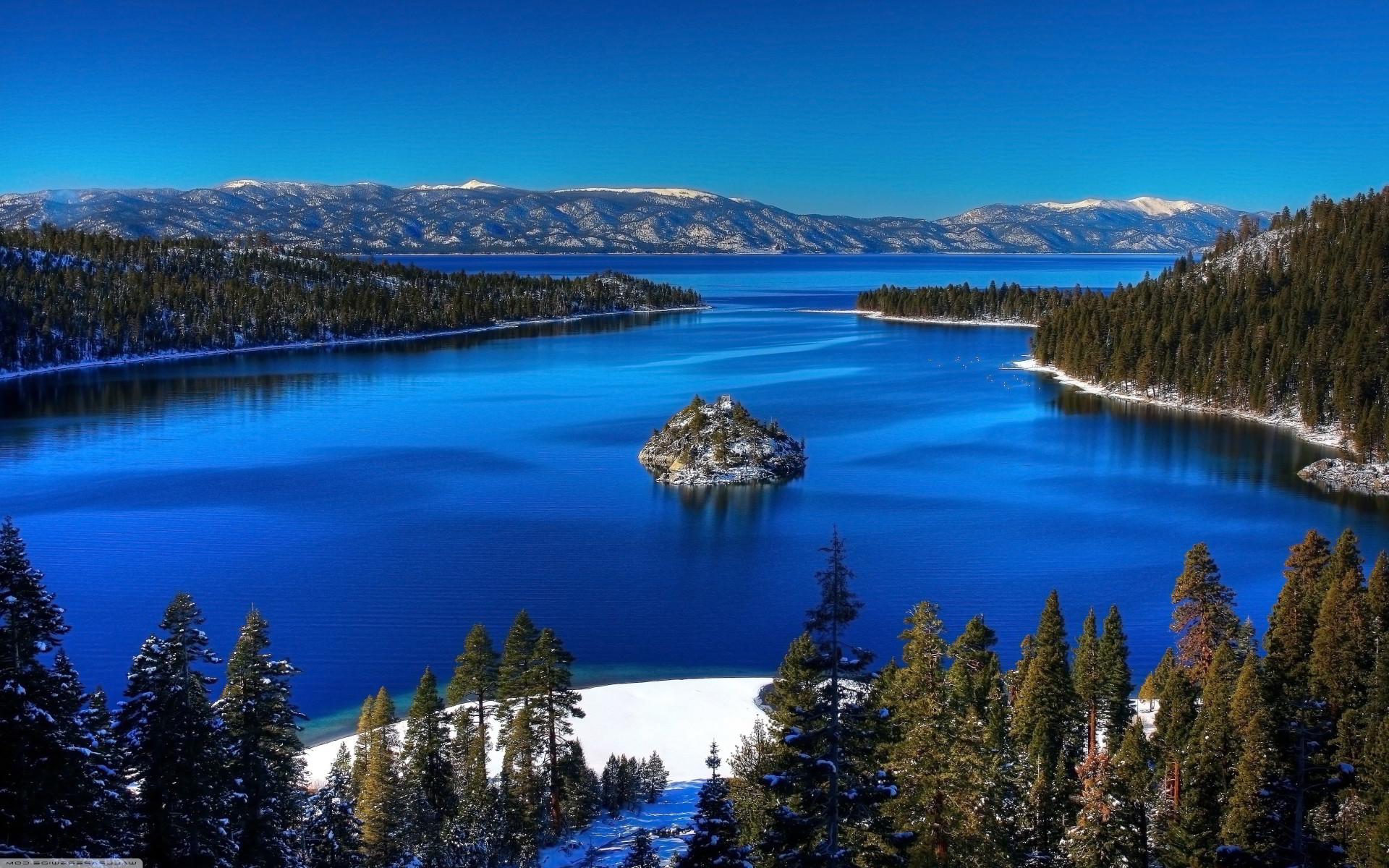 Lake Tahoe Wallpaper Emerald Bay 61 Images