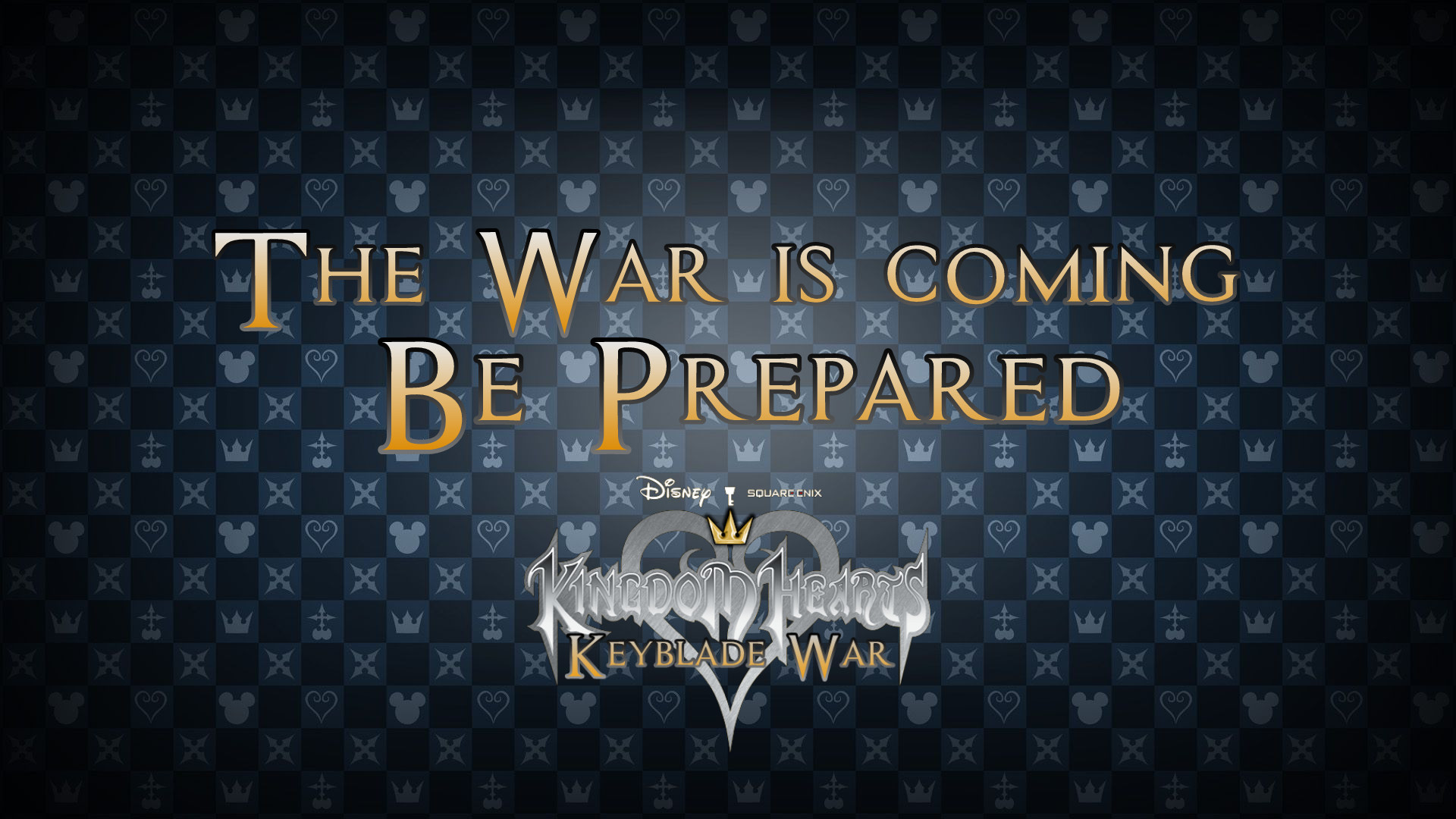 1920x1080 ... KH - Keyblade War Teaser by todsen19