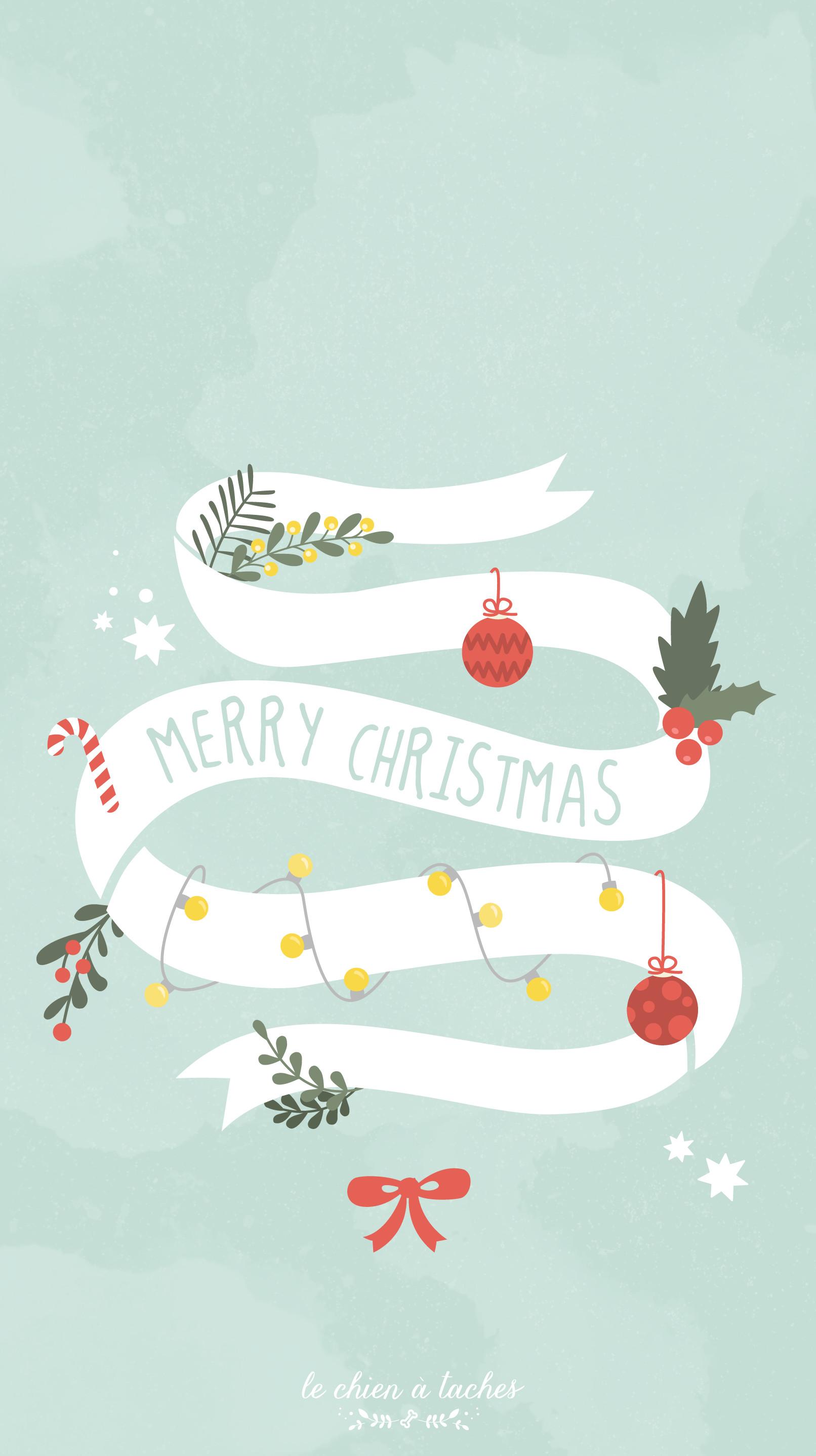 Cute Christmas Phone Wallpaper (56+ images)