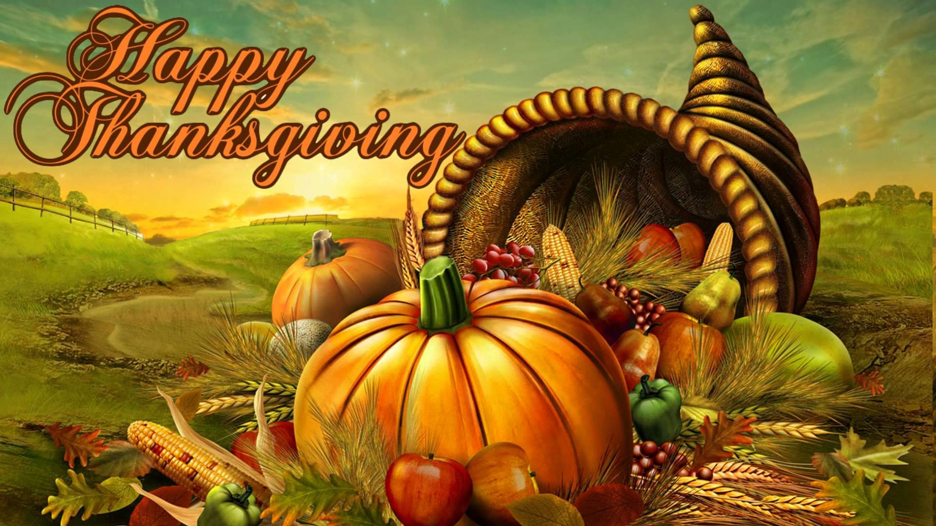1920x1080 Thanksgiving - Free Creative Commons background video 1080p HD stock video  footage - YouTube