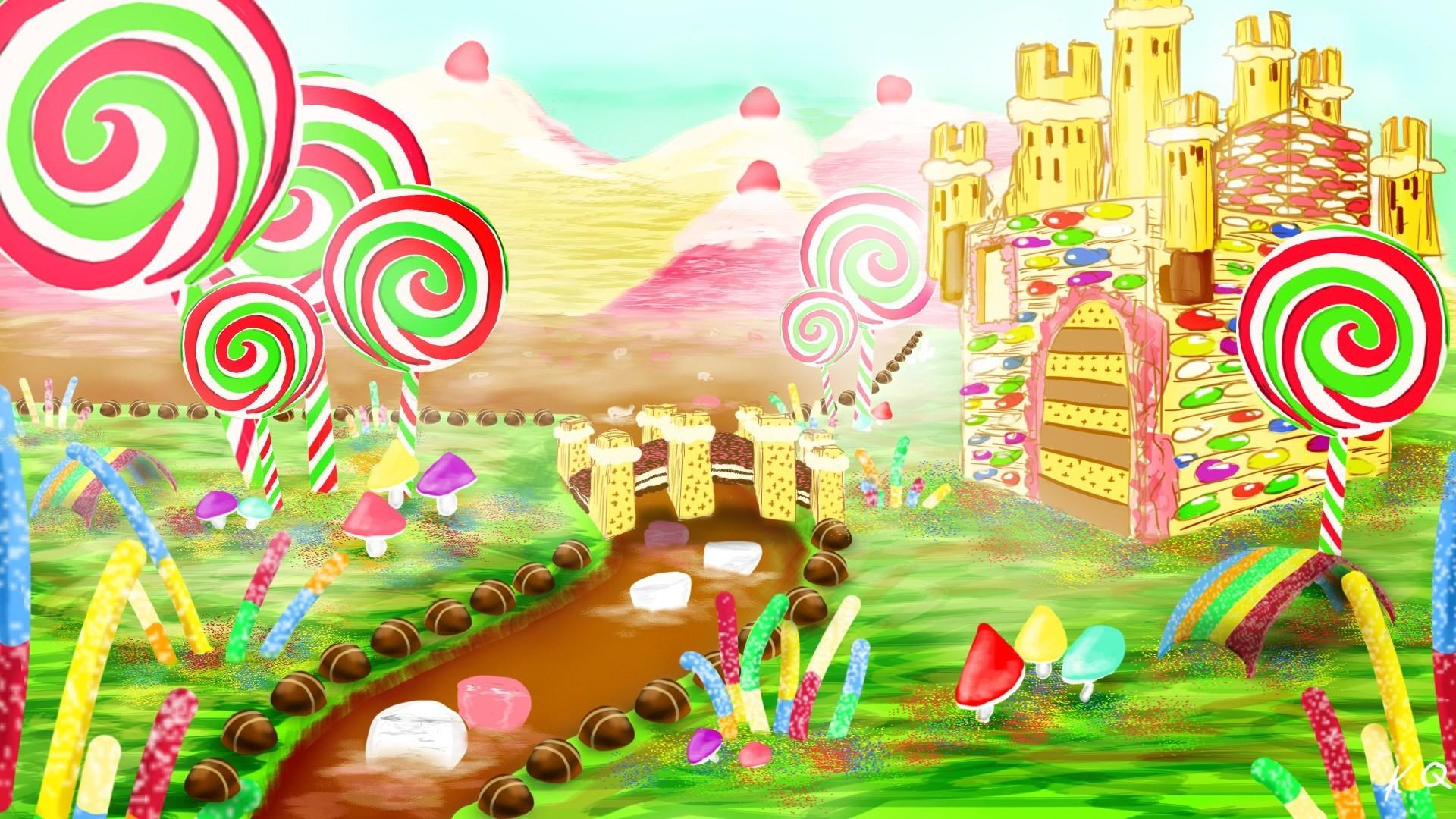 Online Candyland