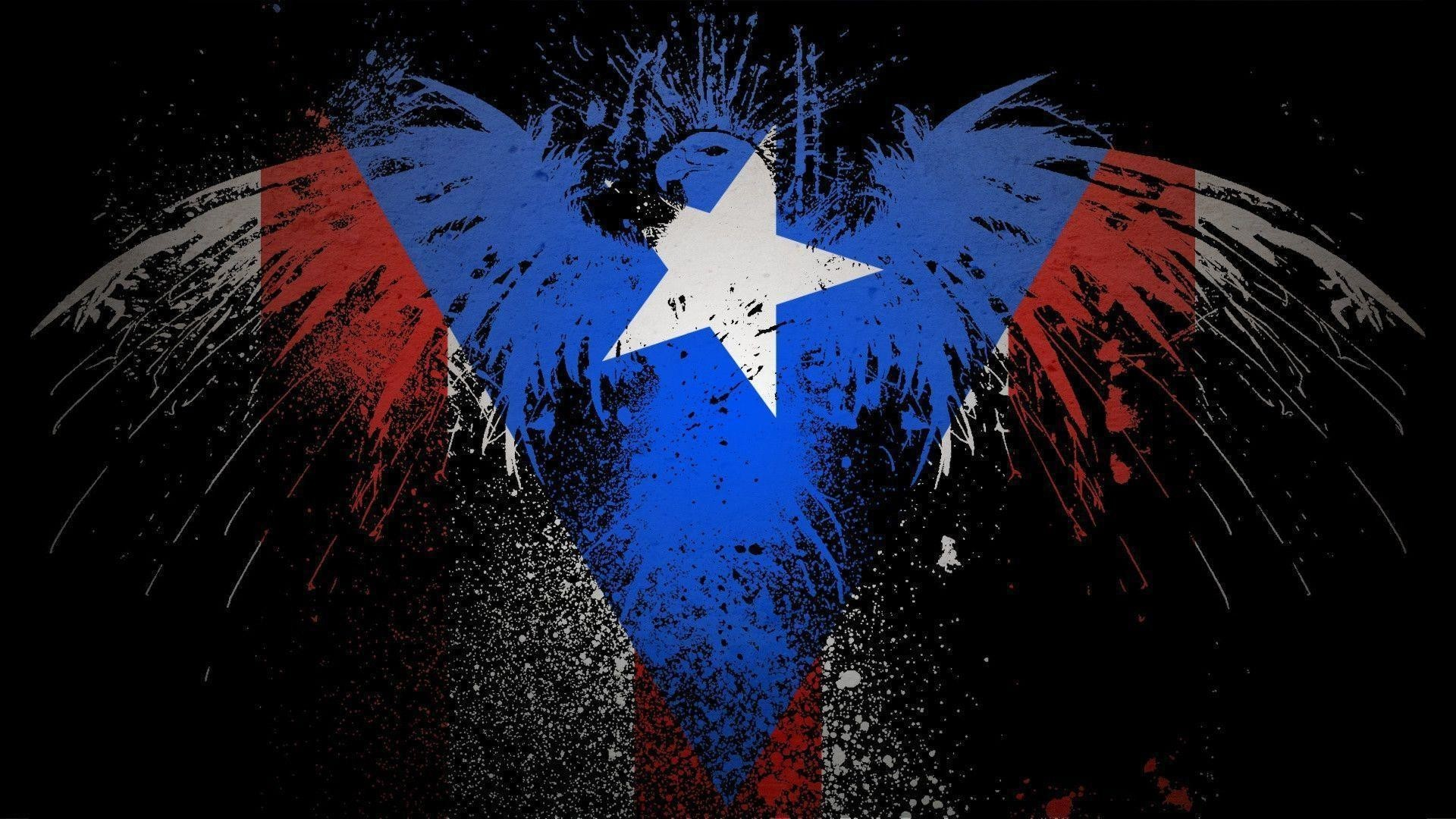 1920x1080 Free Puerto Rican Flag Wallpapers Wallpaper Cave .