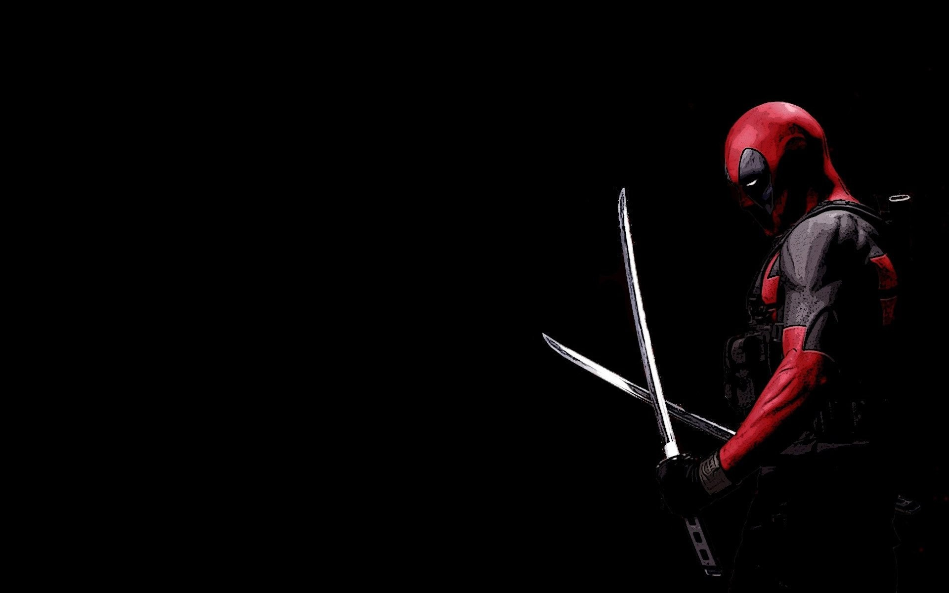 1920x1200 Comics - Deadpool Merc with a Mouth Wallpaper