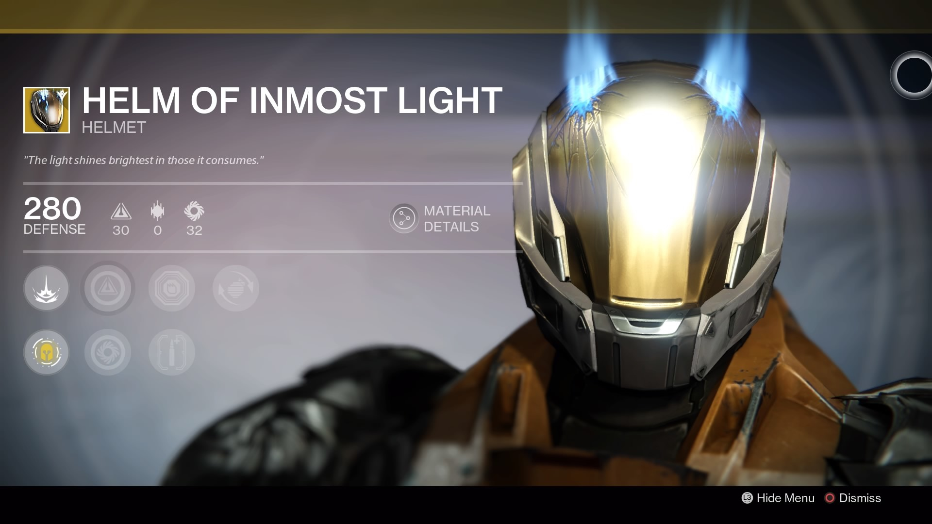 1920x1080 4) Helm of Inmost Light