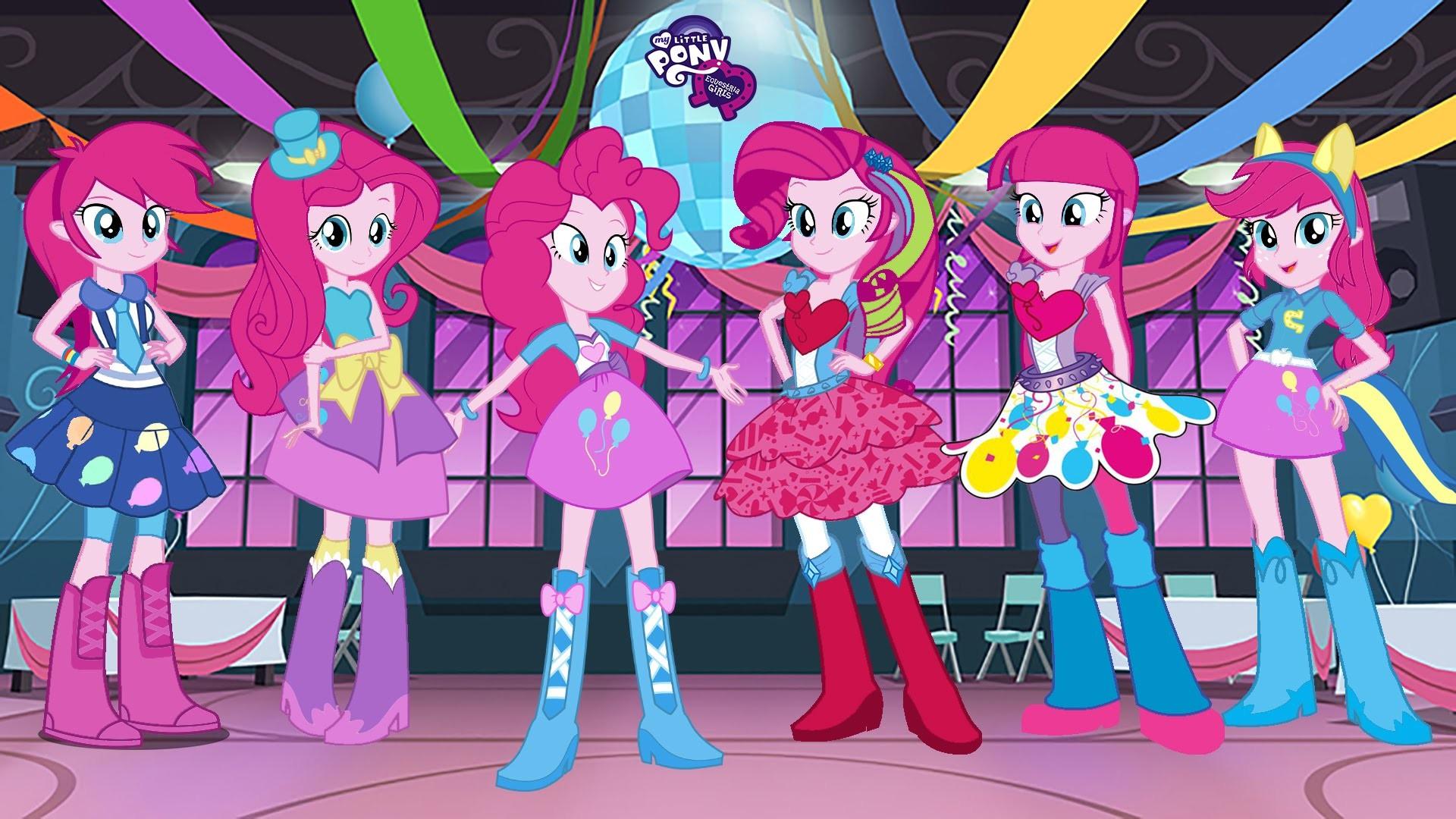 my little pony equestria girls - HD1920×1080