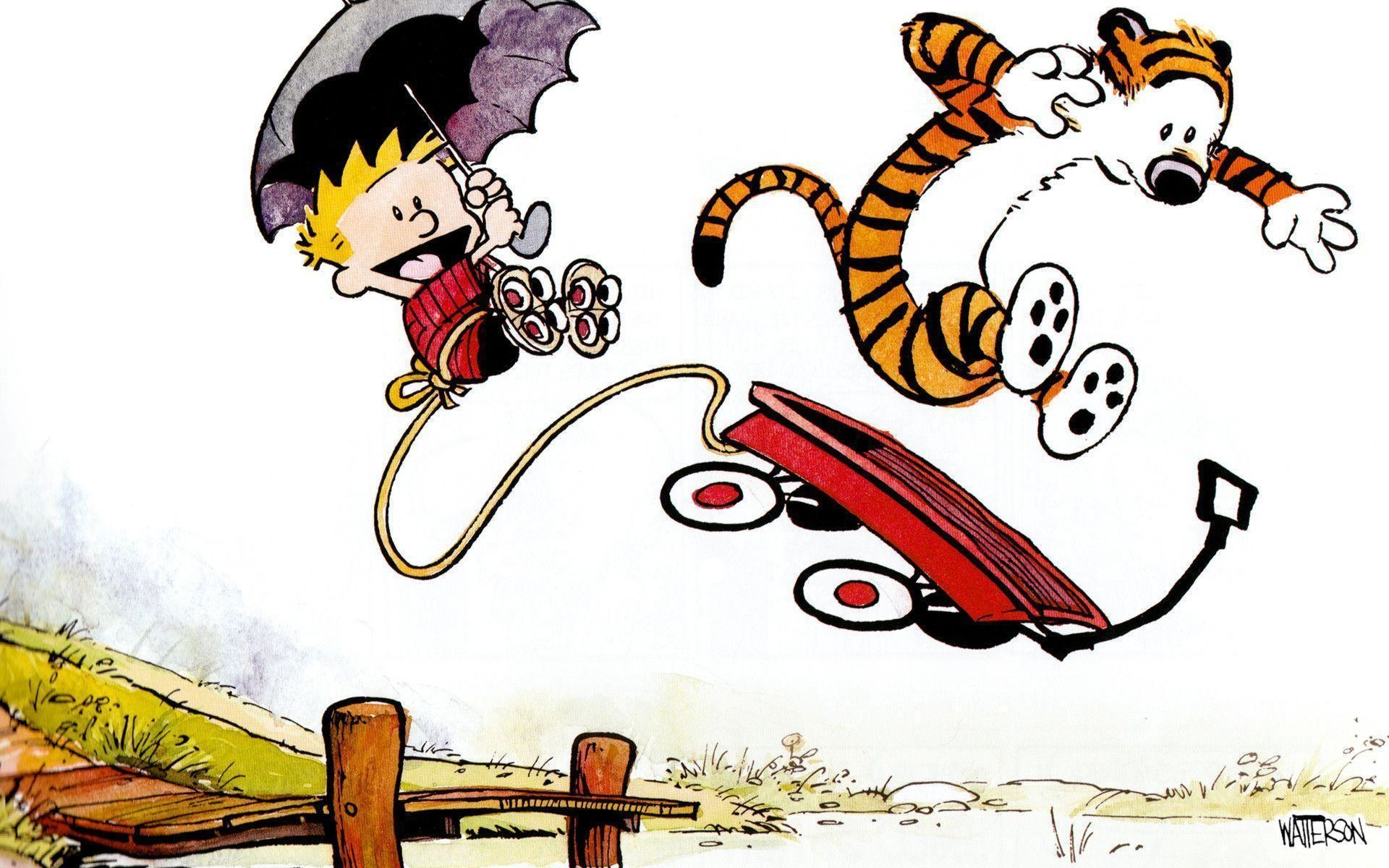 1920x1200 113 Calvin And Hobbes Wallpapers | Calvin And Hobbes Backgrounds .