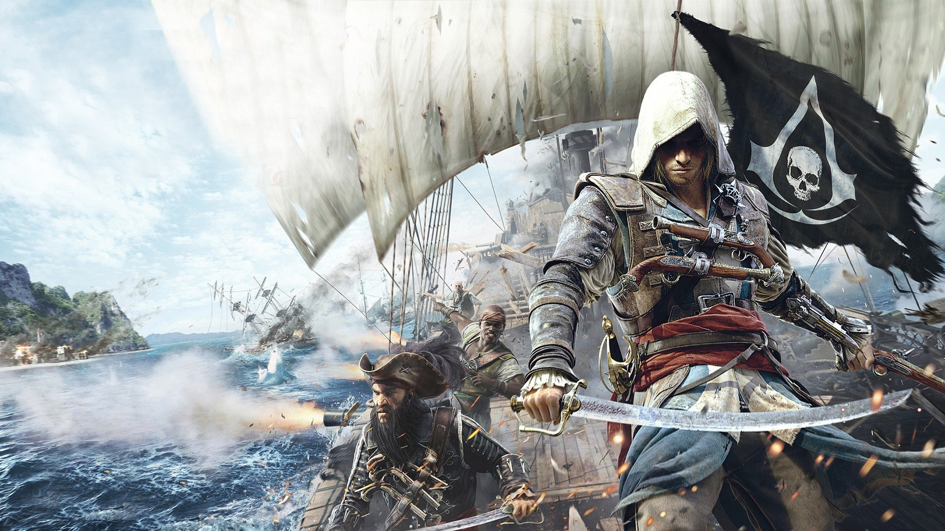 1920x1080 Assassins Creed 4 Black Flag