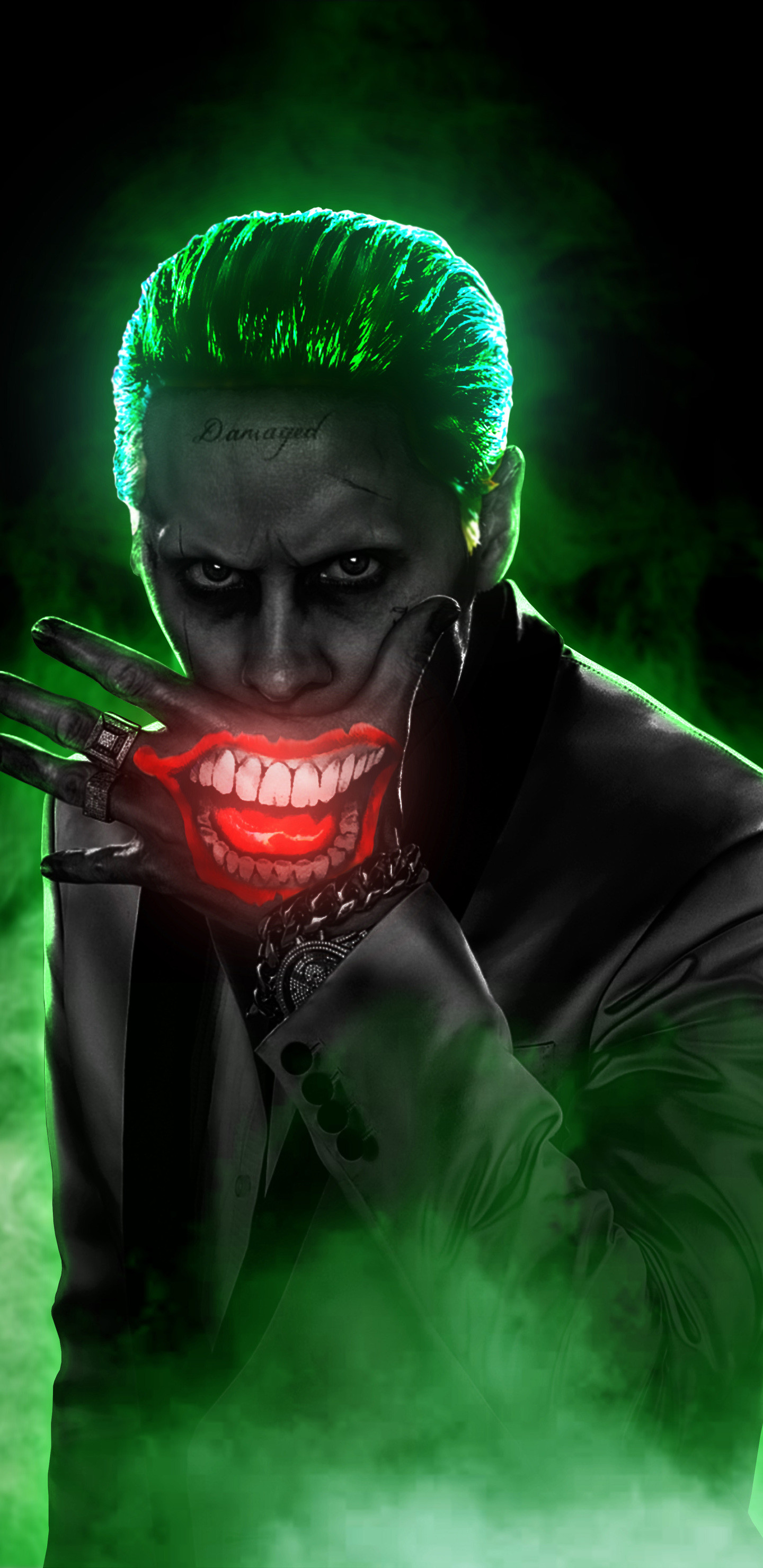 Jared Leto Joker Wallpaper 78 Images