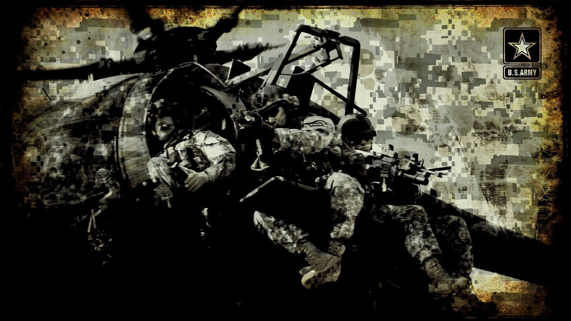1920x1080 Us Army Infantry Wallpaper
