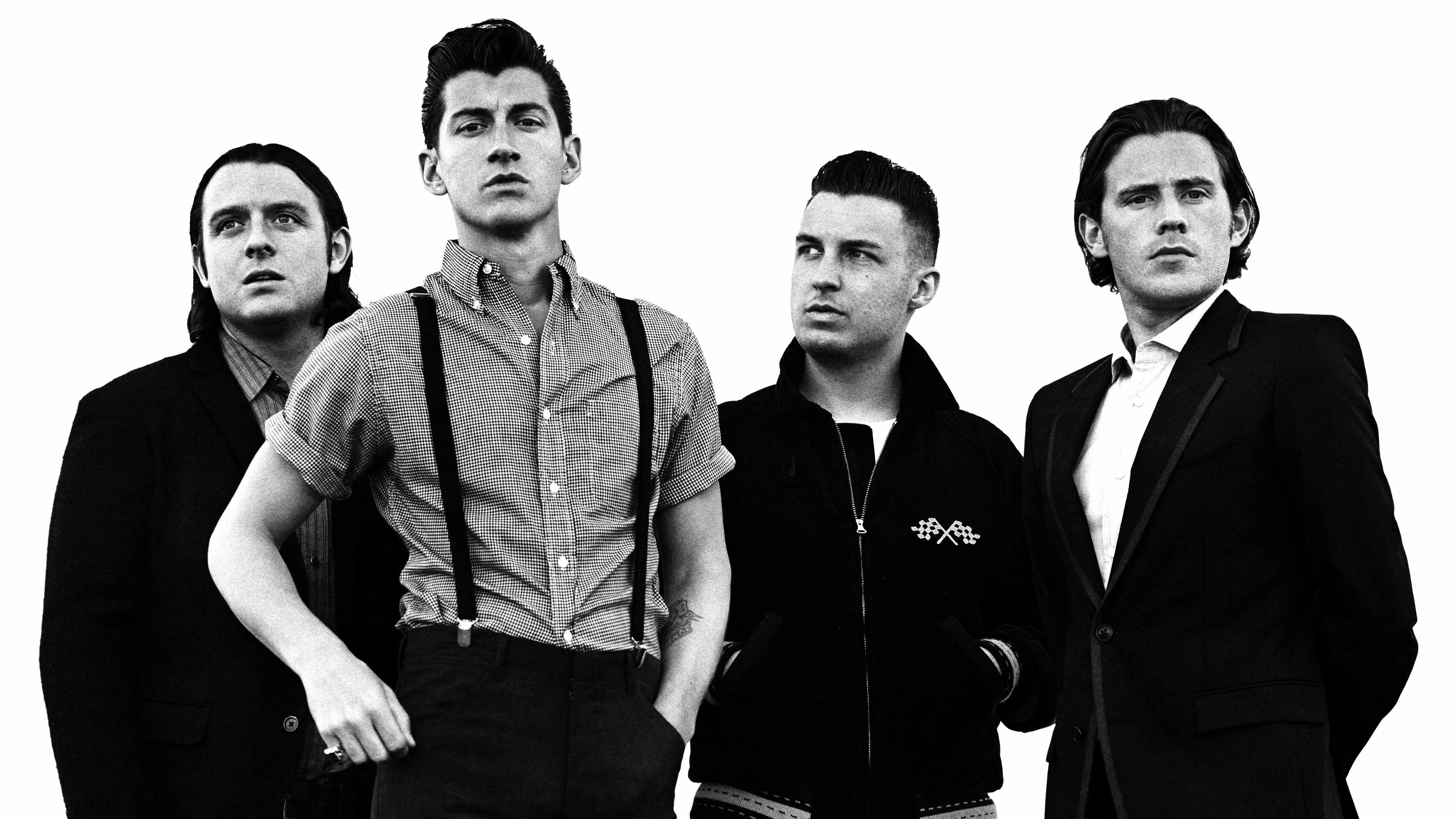 3840x2160 Arctic Monkeys HD Wallpapers Backgrounds Wallpaper