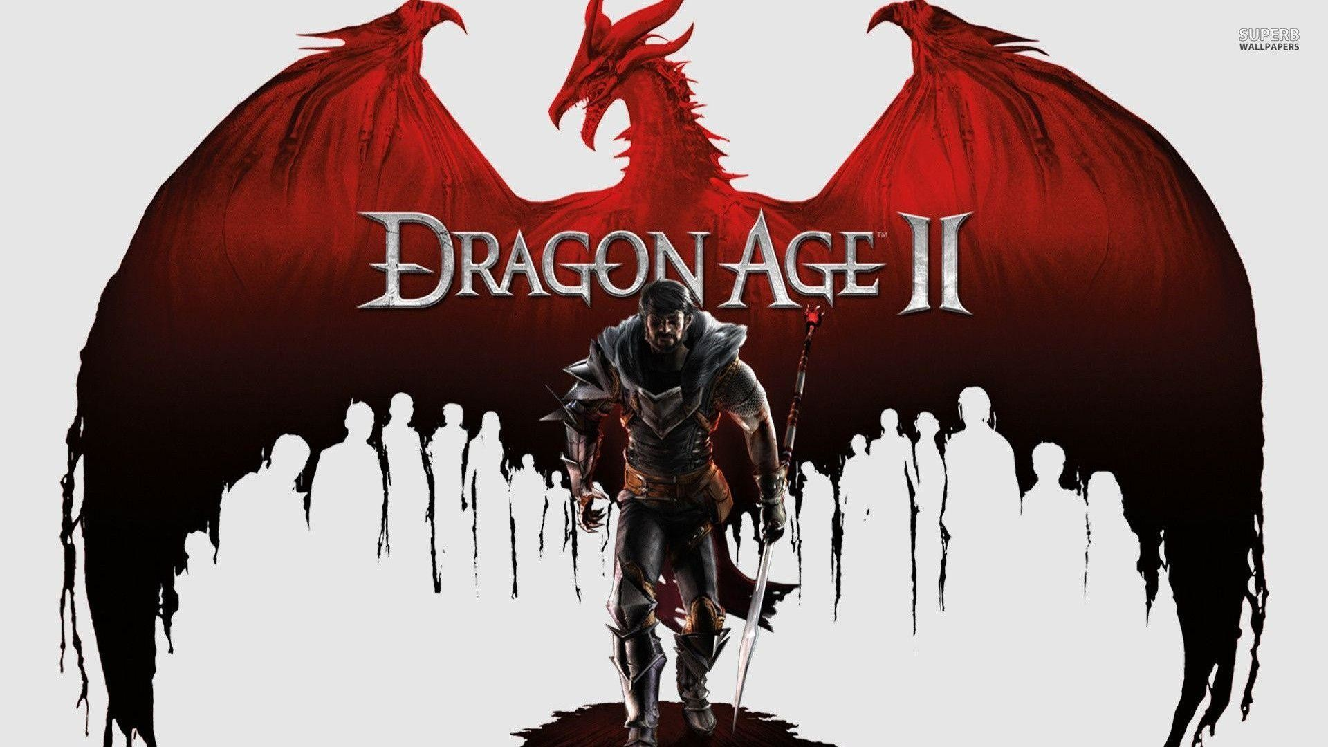 1920x1080 Dragon Age II wallpaper - Game wallpapers - #