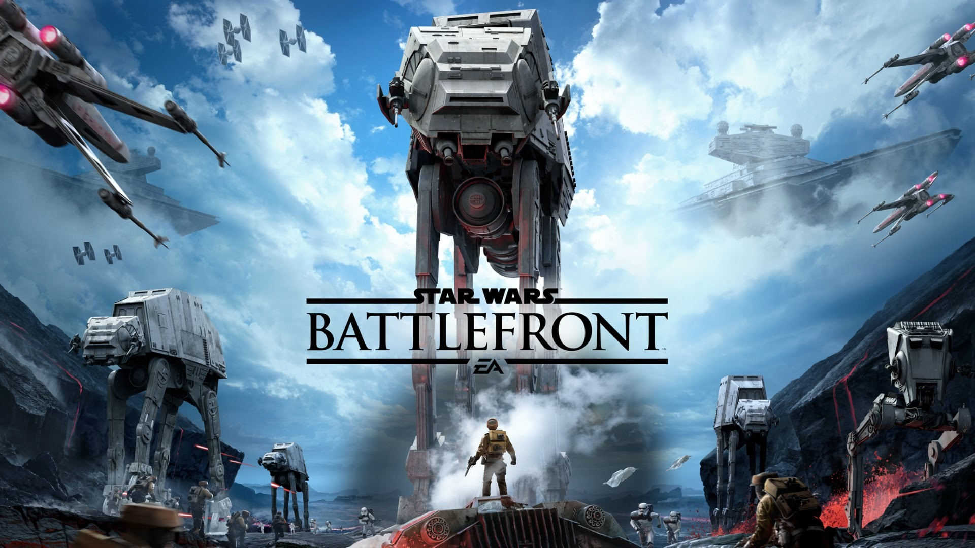 1920x1080 10 HD Star Wars Battlefront Wallpapers