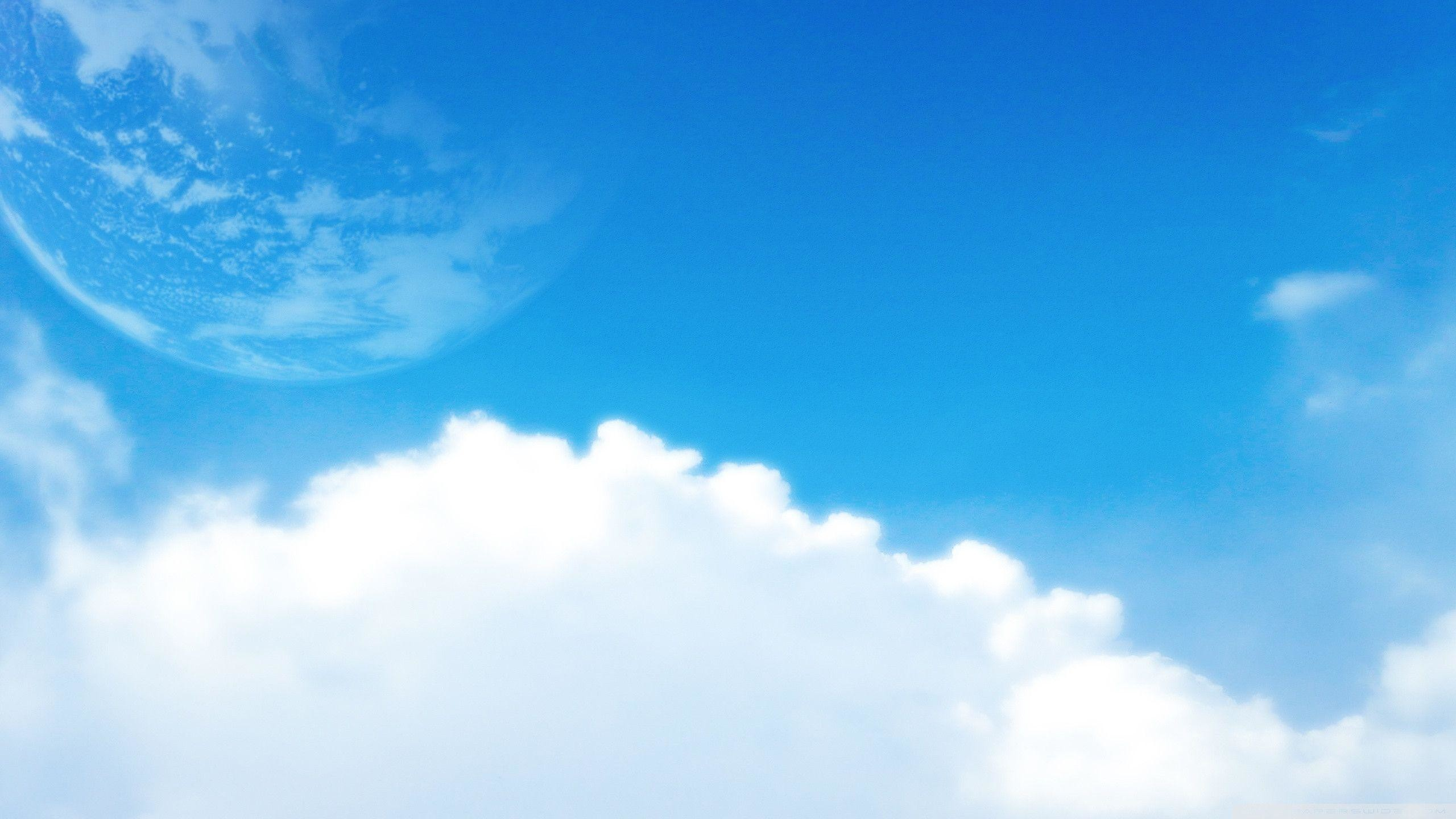2560x1440 Blue Sky Wallpapers - HD Wallpapers OS