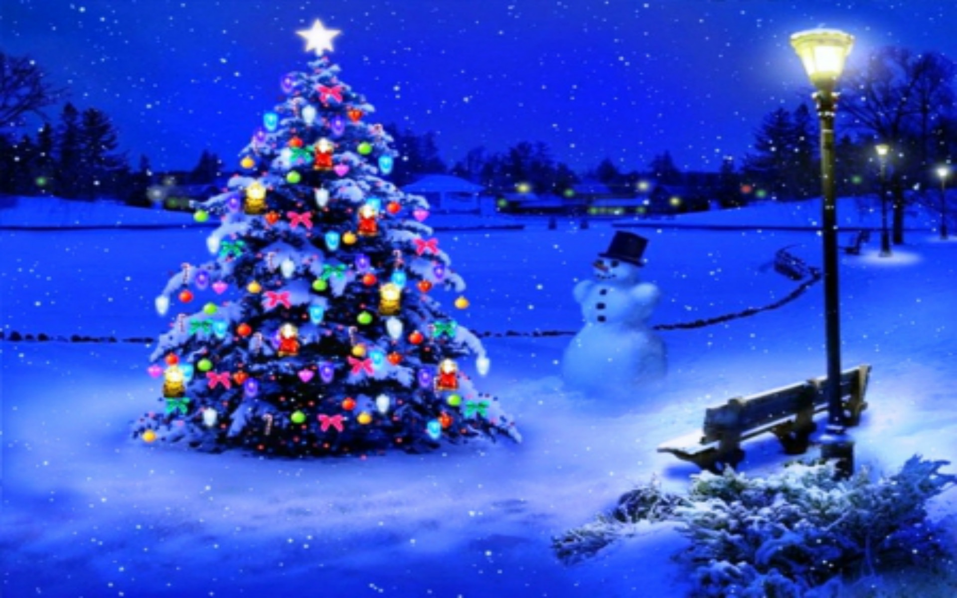 Christmas tree wallpapers hd 71 images - Free christmas images for desktop wallpaper ...