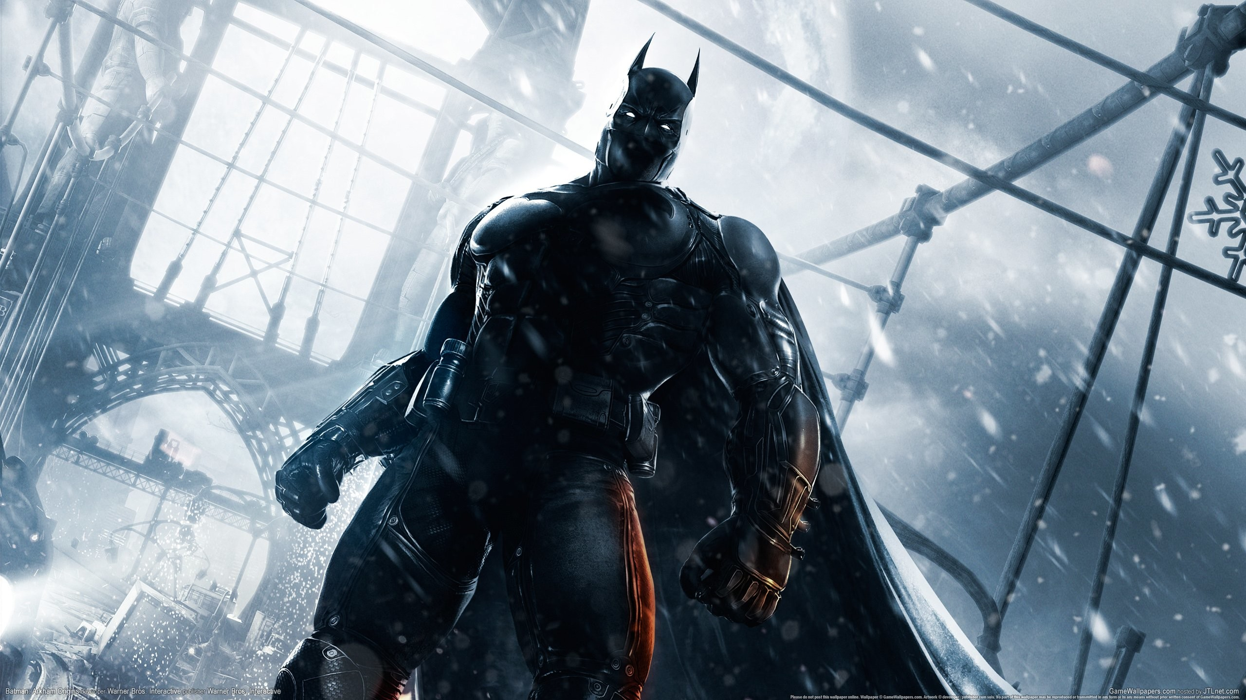 2560x1440 Batman: Arkham Origins (PC) - Games Wallpaper & Desktop-Hintergründe .