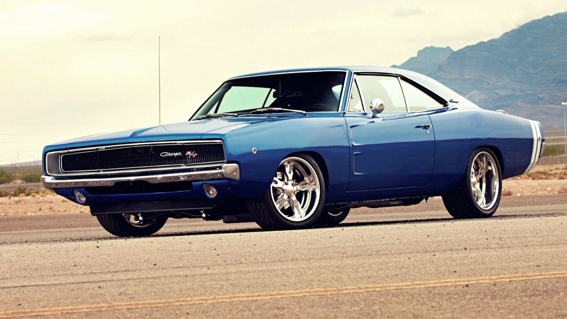 1920x1080 1970 Dodge Charger Wallpaper Car Pictures