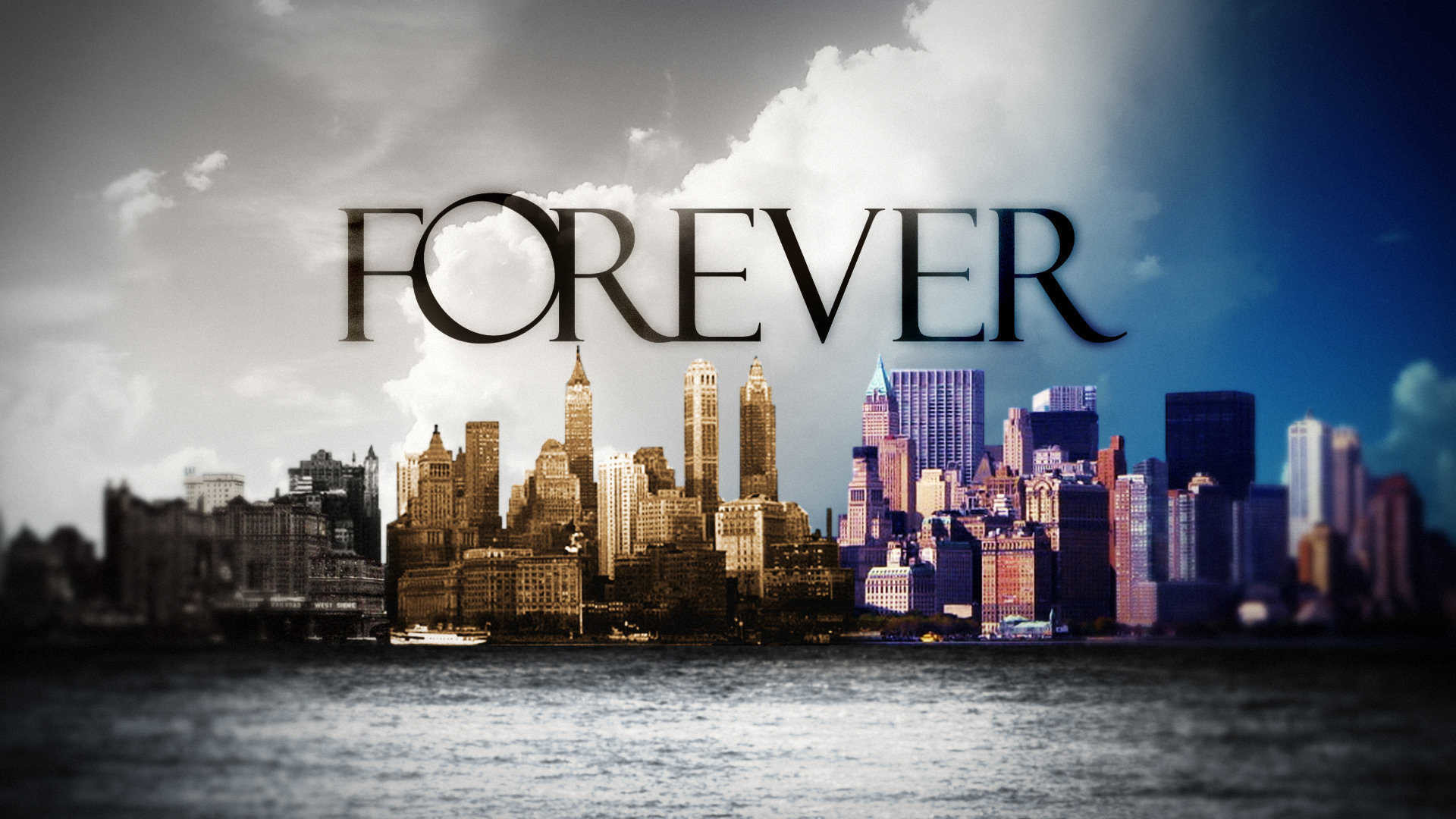 1920x1080 Wallpaper: Forever Tv Series Wallpapers HD. Upload at November 1, 2014 .