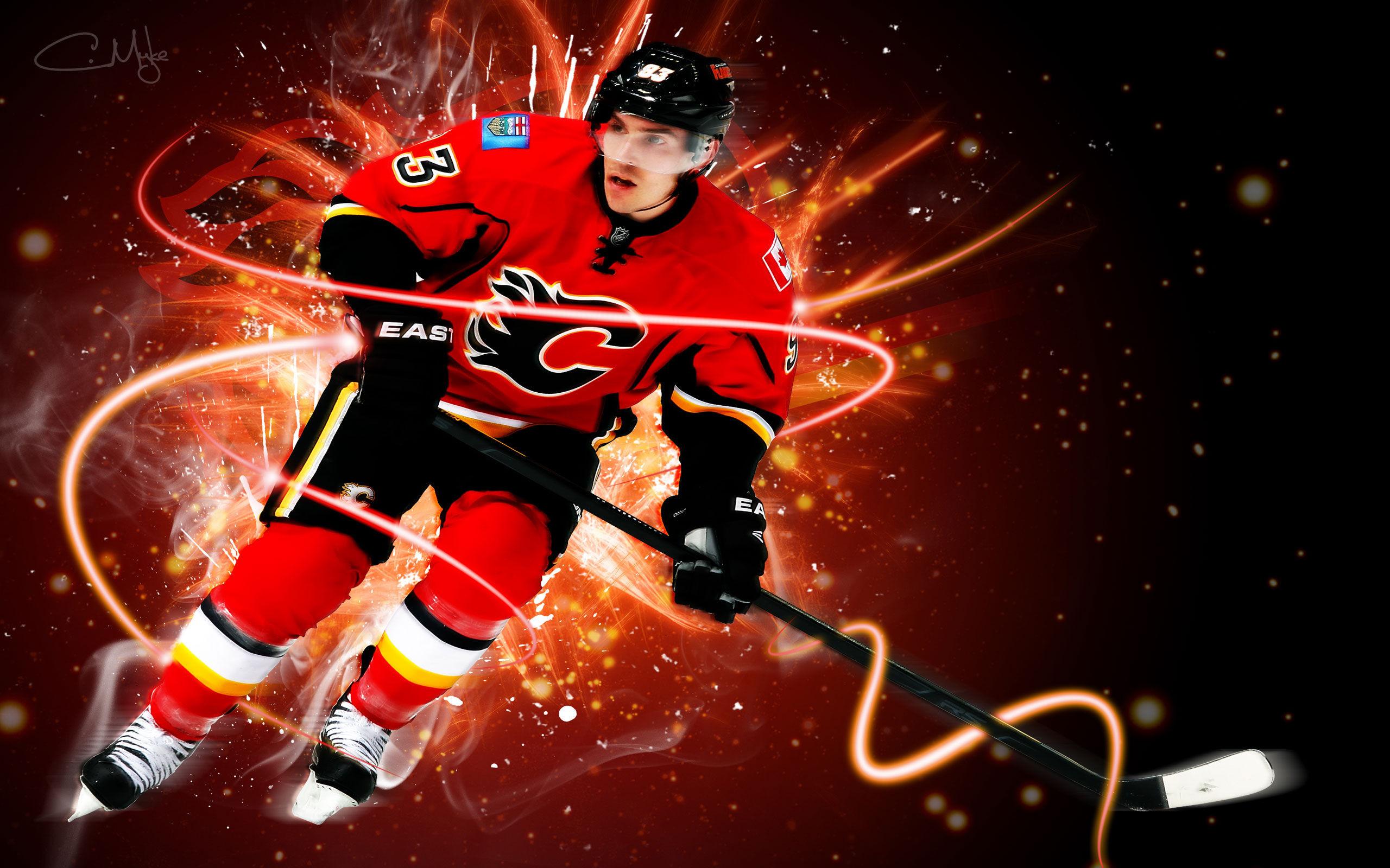 Calgary Flames Wallpaper (71+ Images