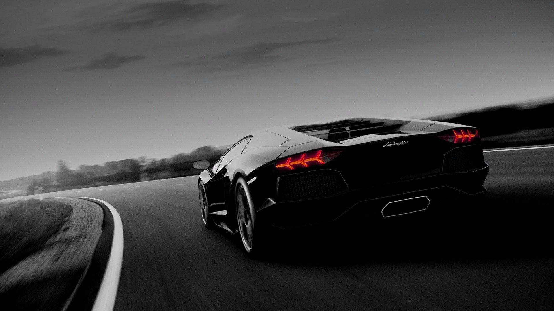 Black Lamborghini Wallpaper 72 Images