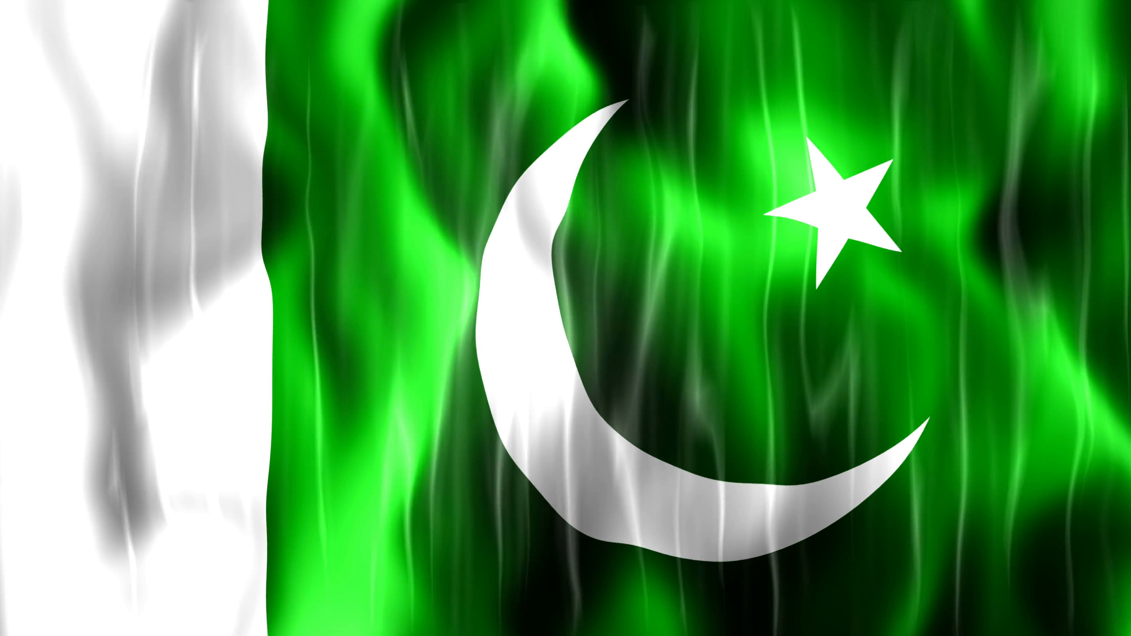 3840x2160  Pakistani Flag and its Lovers
