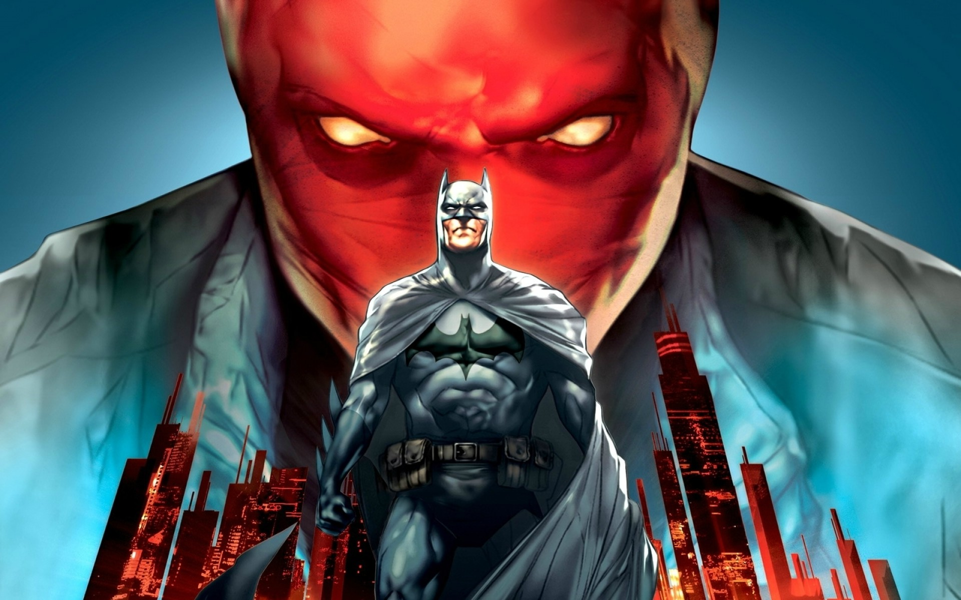 1920x1200 Batman, DC Comics, Superhero, Bruce Wayne, Jason Todd, Red Hood Wallpapers  HD / Desktop and Mobile Backgrounds