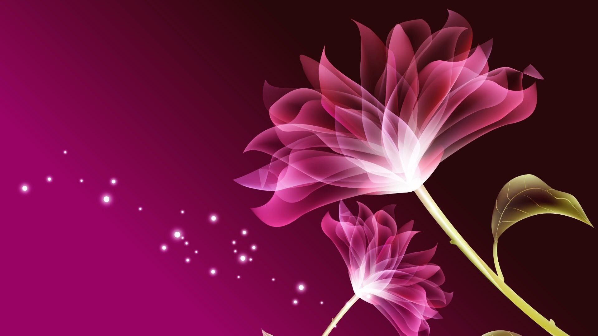 Beautiful flowers wallpaper 60 images 1920x1080 3d pink beautiful flower wallpaper izmirmasajfo