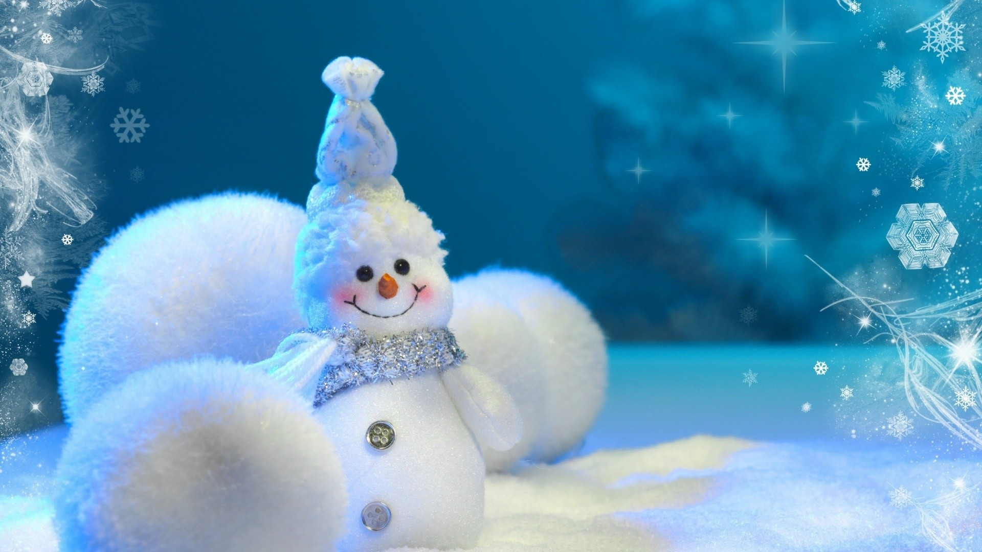 snowman wallpaper for computer (58+ images)