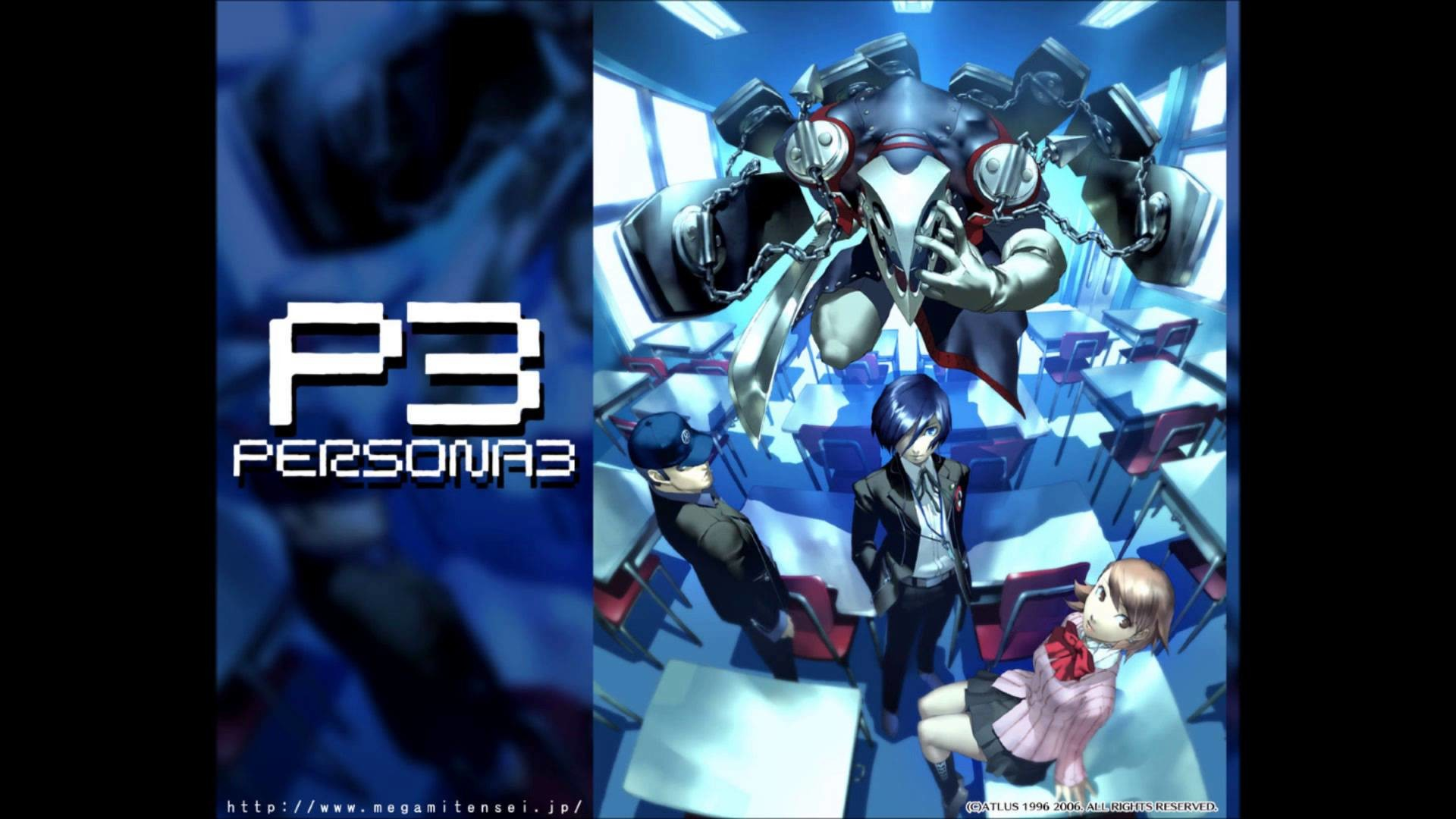 1920x1080 Shin Megami Tensei Persona 3 OST - Mass Destruction - Extended - YouTube