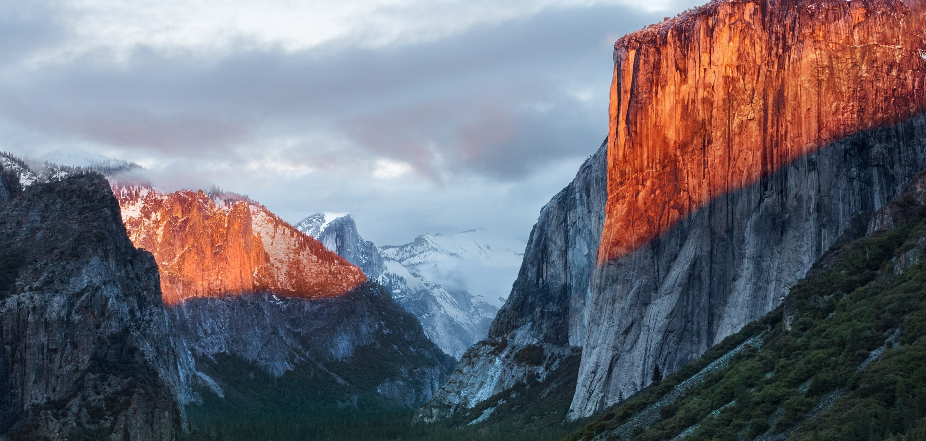 3142x1496 ...  Download Yosemite Wallpaper