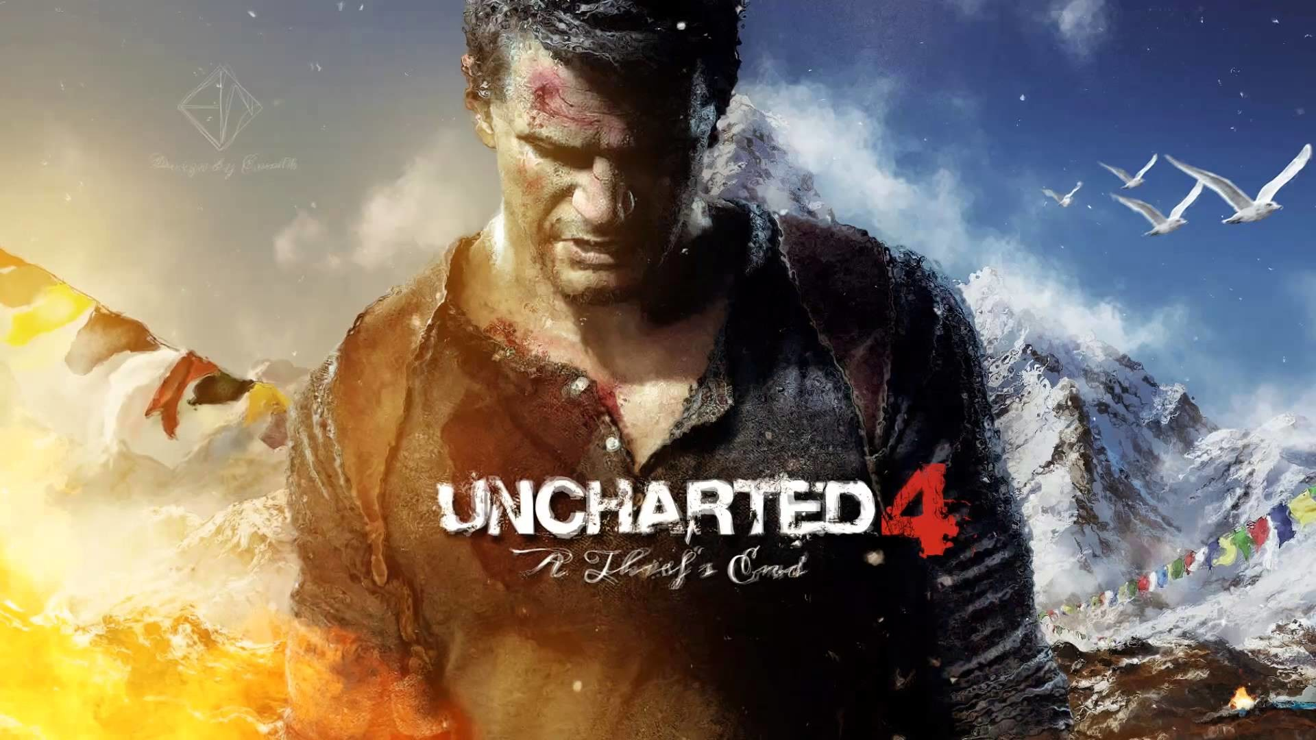 1920x1080 Uncharted 4 Wallpaper [Free Download]