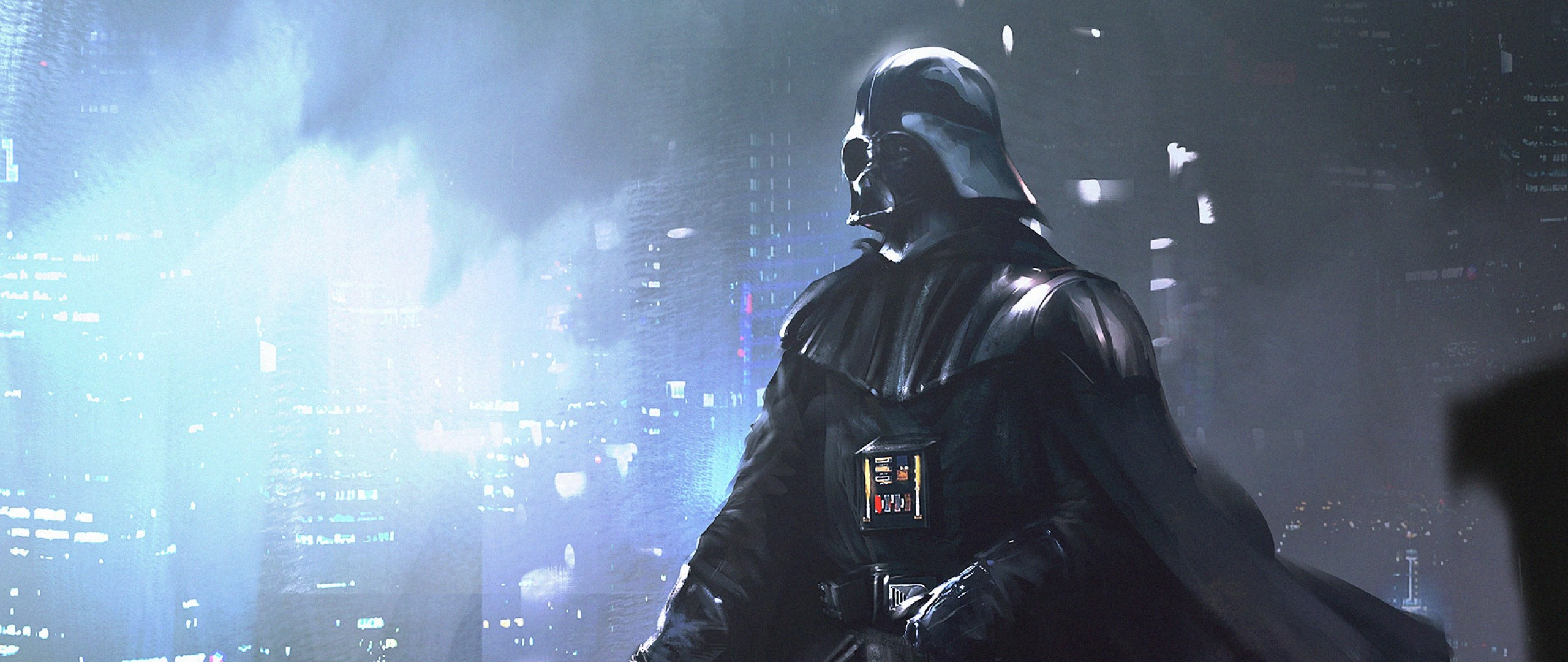 2560x1080  Wallpaper star wars, darth vader, anakin skywalker