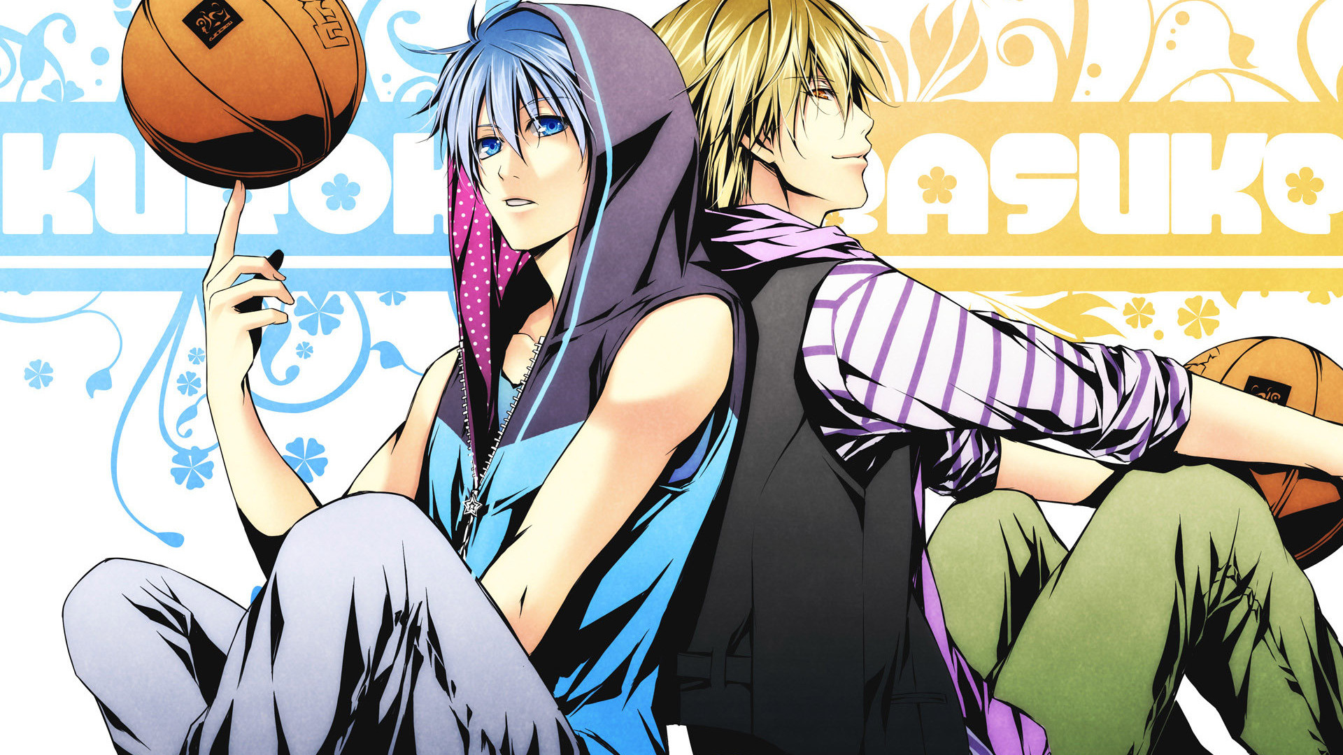1920x1080 Kuroko's Basketball Cast 19 Free Wallpaper