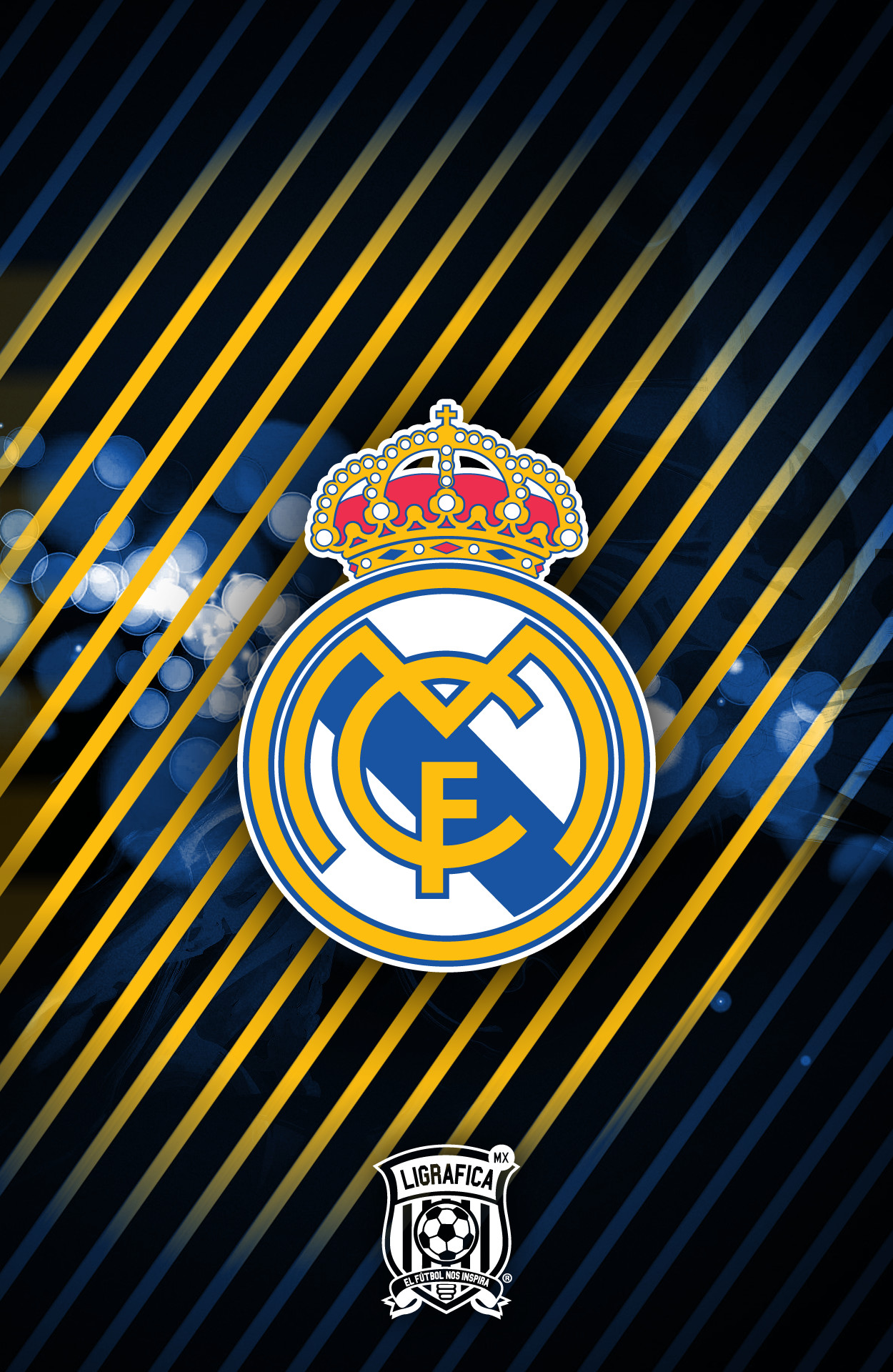 Wallpaper images) (72+ Madrid 3D 2018 Real
