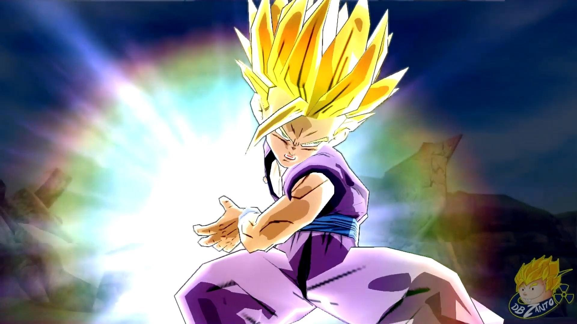 Teen Gohan Wallpaper 66 Images