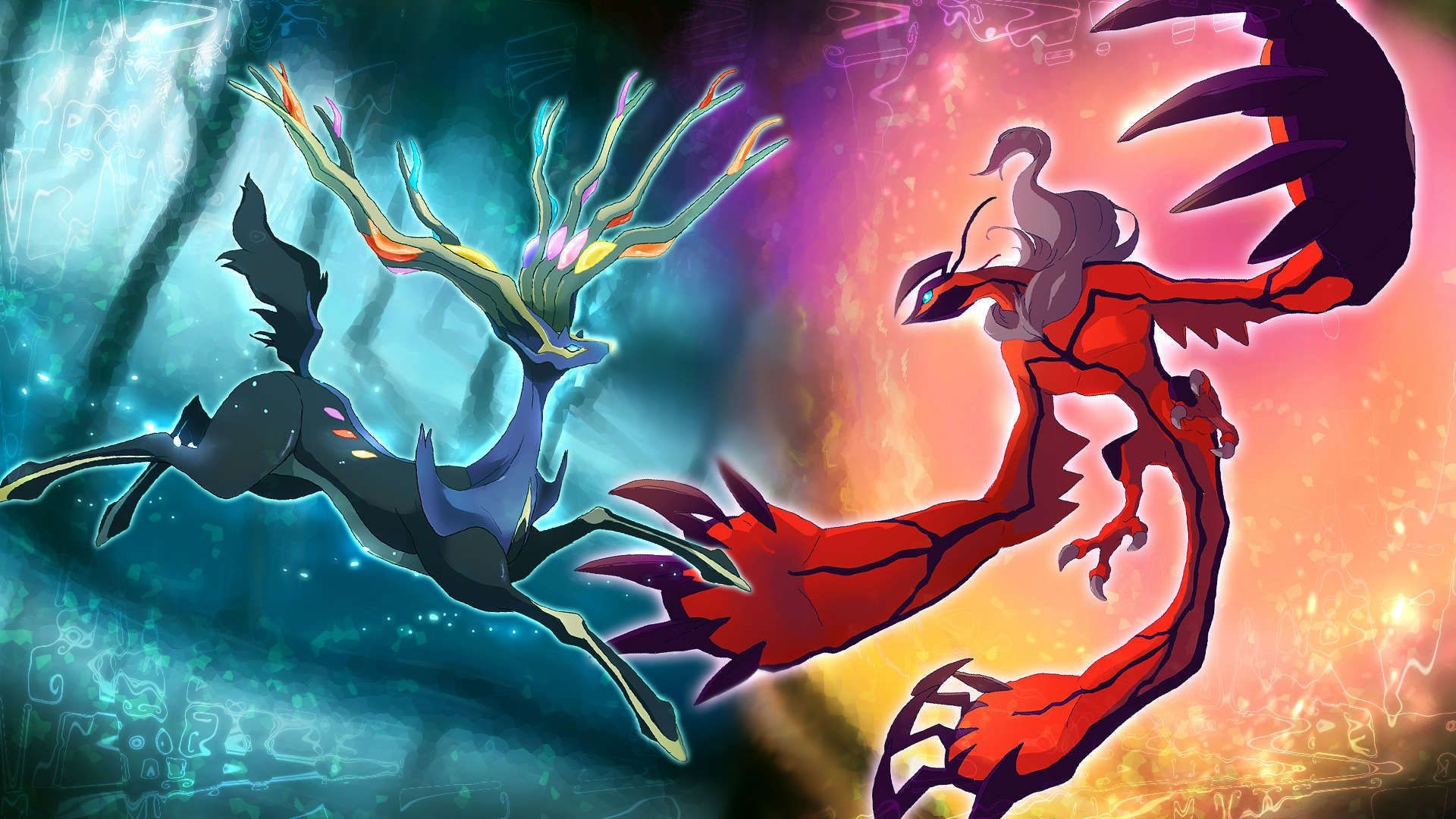1920x1080 All Legendary Pokemon Wallpapers - Wallpaper Cave