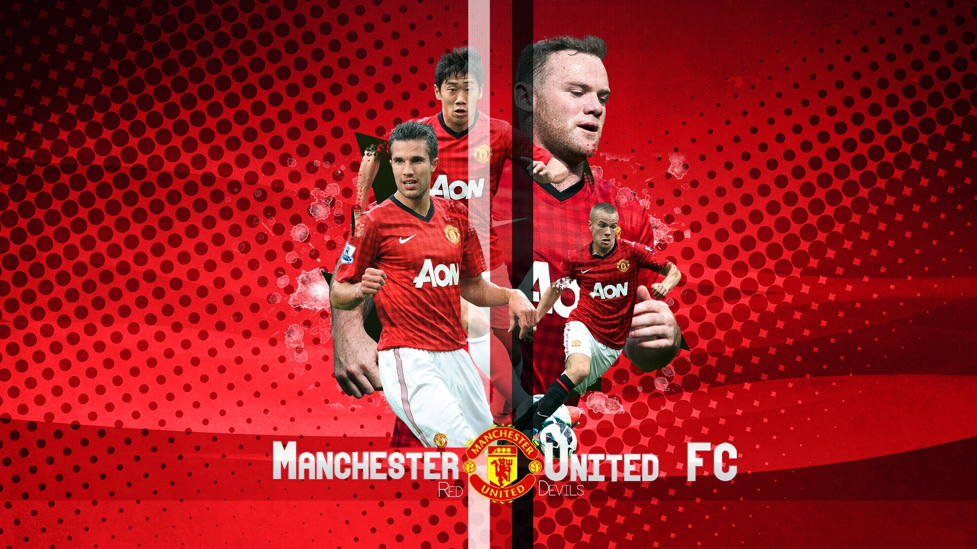 Man utd backgrounds 69 images - Cool man united wallpapers ...