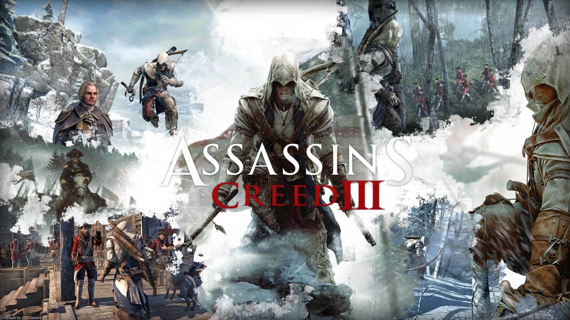 1920x1080 Assassins Creed 3 Desktop Wallpaper, Pictures | Cool Wallpapers