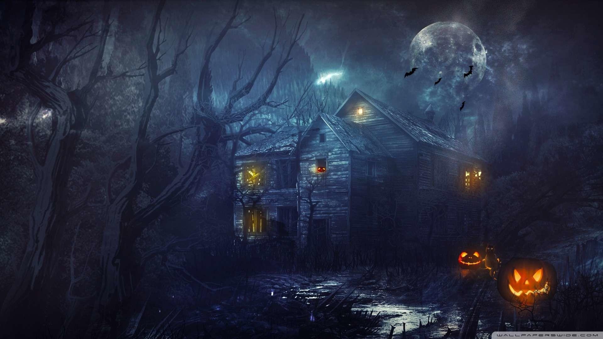 Halloween Background Hd.Hd Halloween Wallpapers 1080p 77 Images