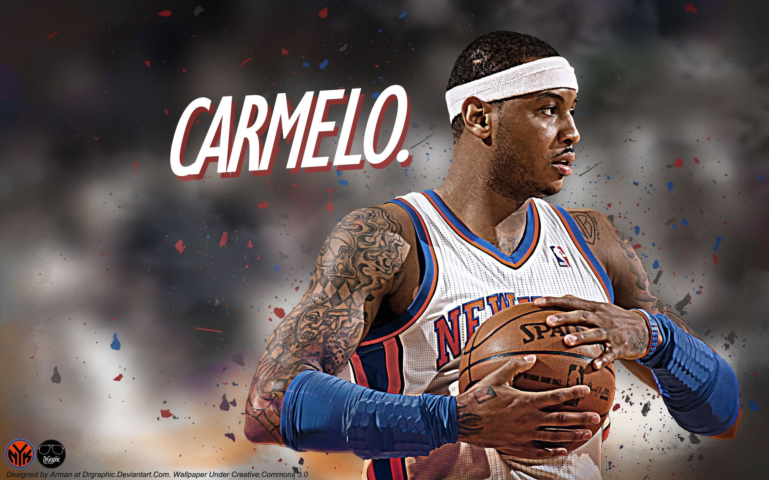 2560x1600 Carmelo Anthony has been the face of the New York Knicks since he was  traded to