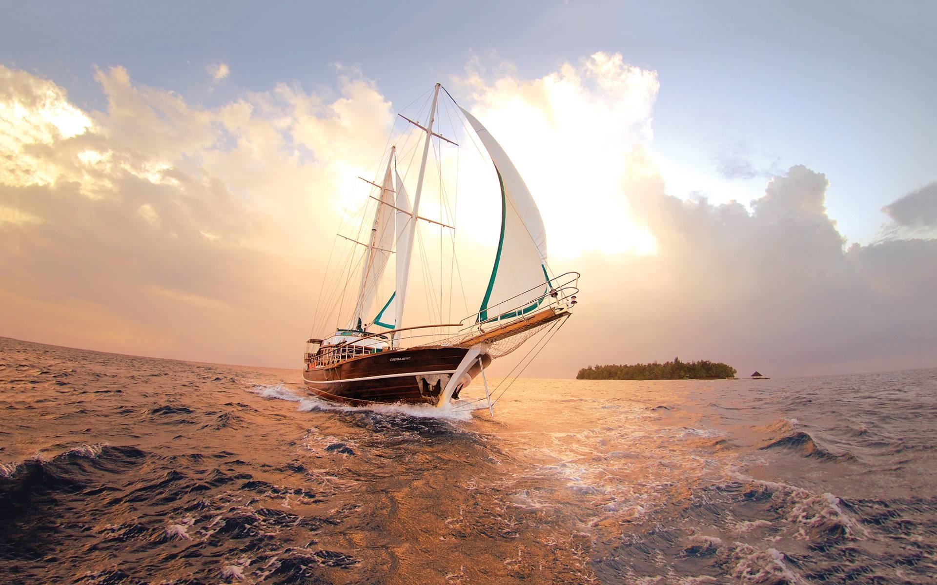 1920x1200 Sailboat Wallpapers | Pictures