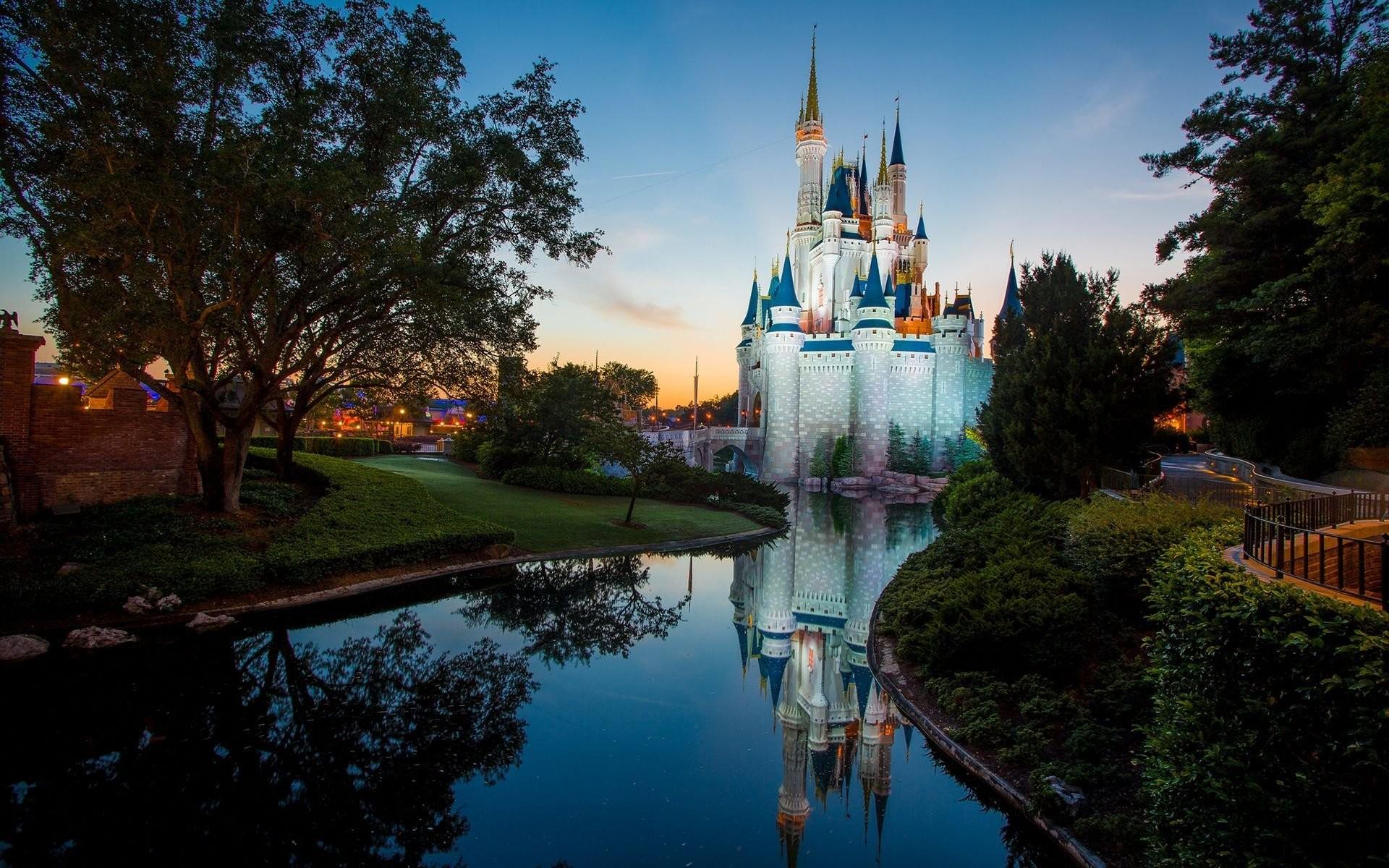 Disney Desktop Wallpaper Hd: Disney World Wallpapers (56+ Images