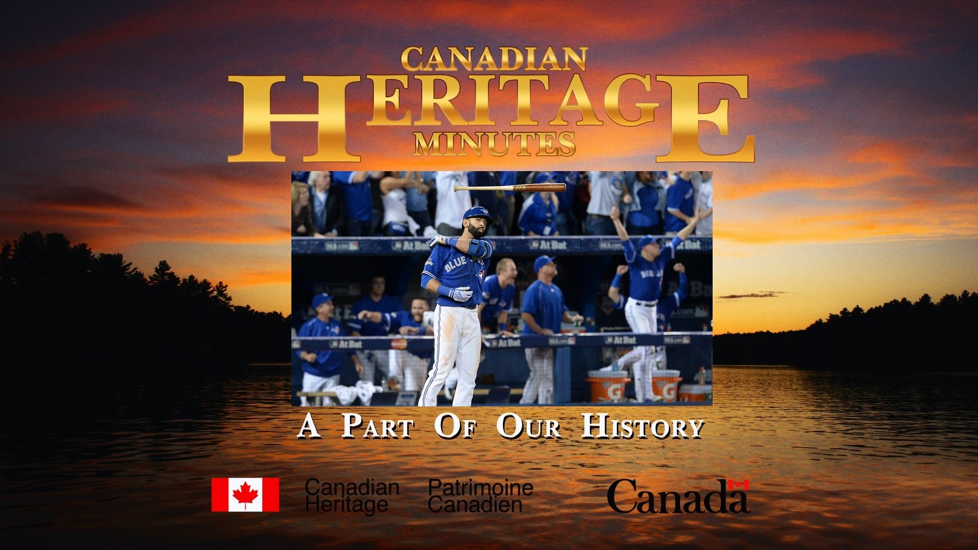 1920x1080 The Bautista Bat Flip: A Part Of Canadian Heritage